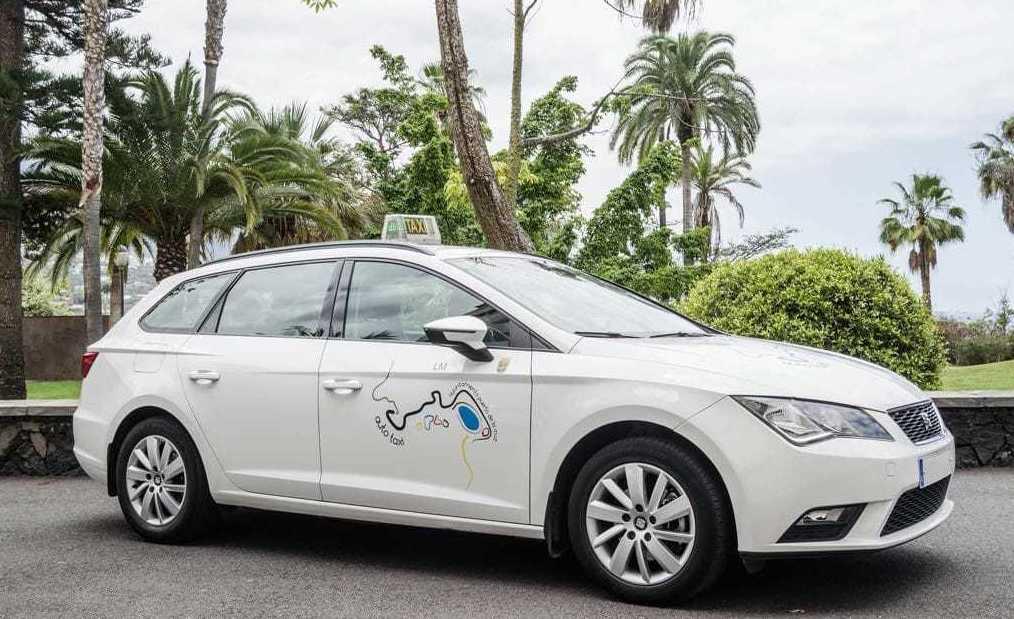 Pide tu Taxi en Puerto de la Cruz