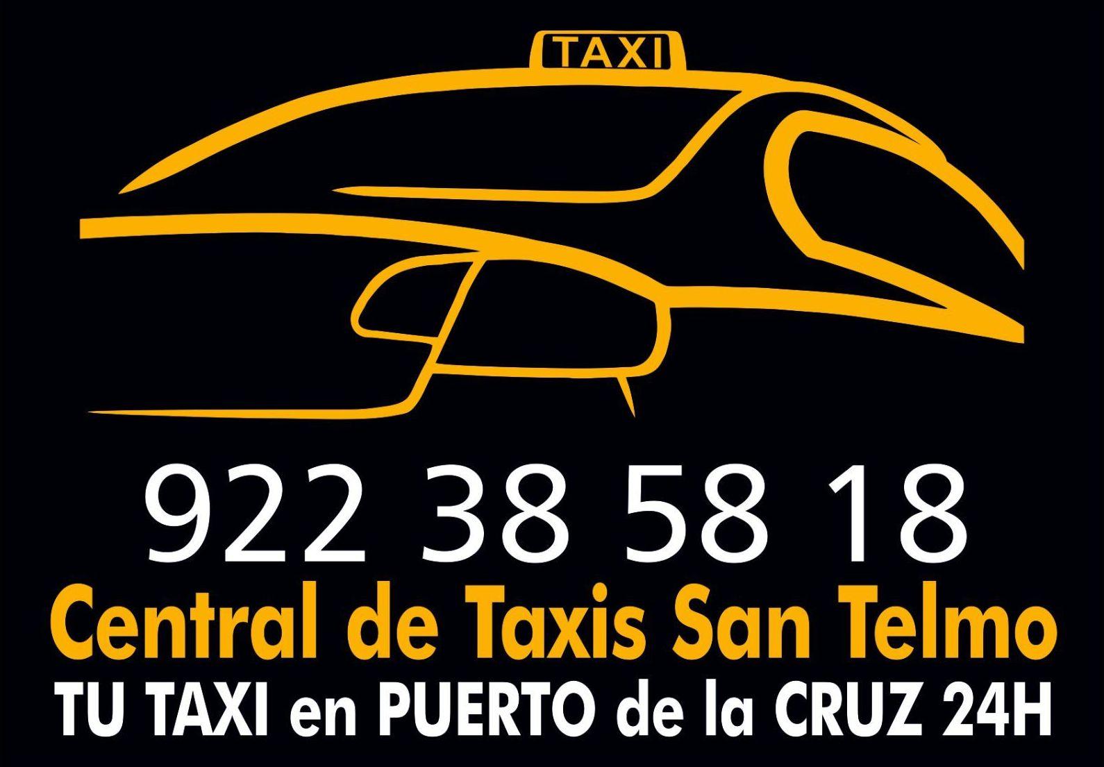 Tu Servicio de taxis de confianza. Rapidez y amabilidad. 24 horas.