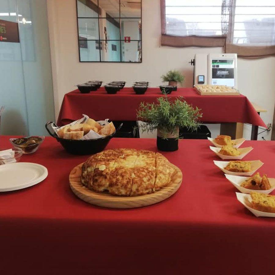 Catering para empresas en Torrejón de Ardoz