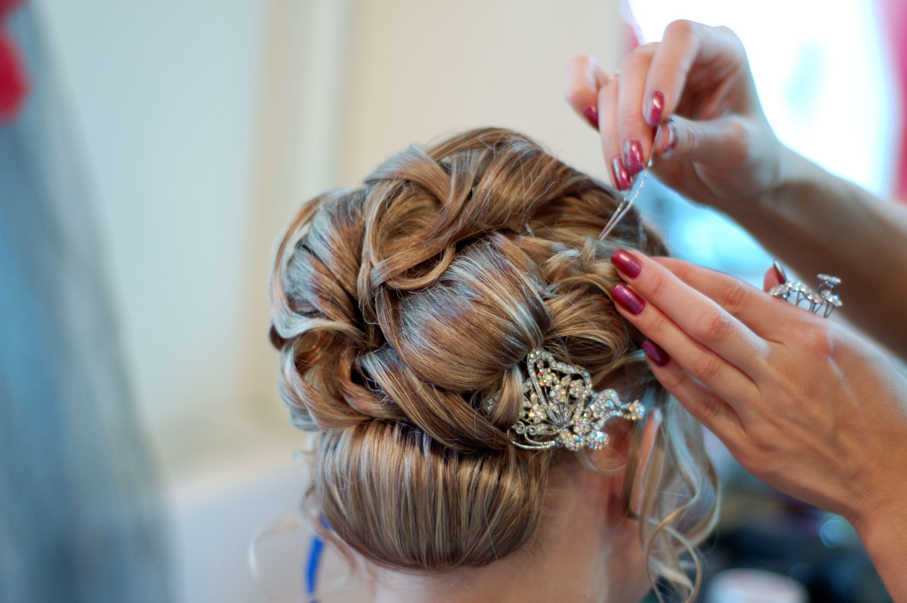 Peinados de novia en Collado Villalba