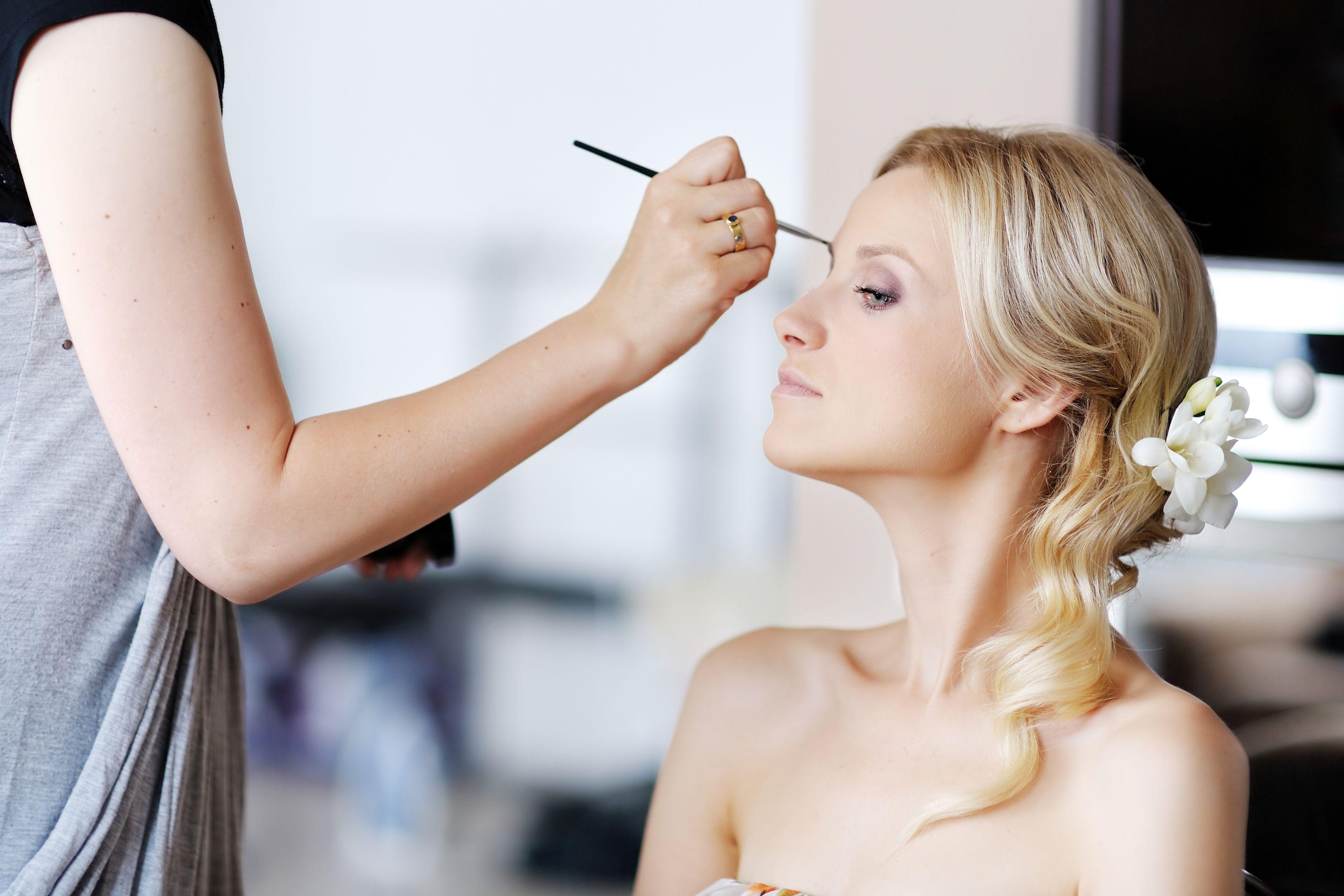 Maquillaje y peluquería de novias a domicilio