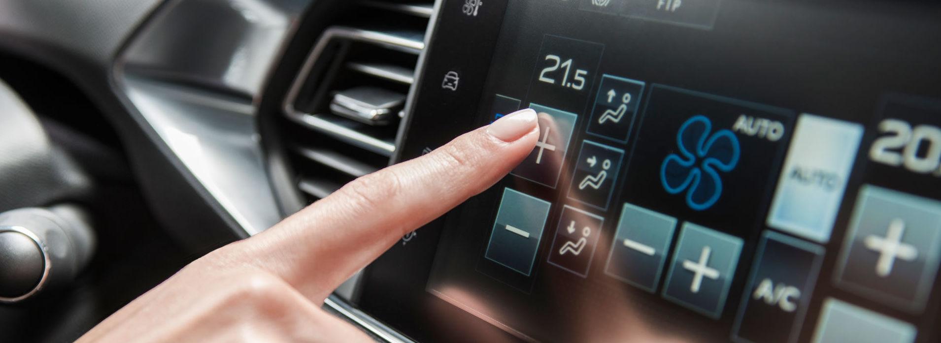 Climatización electrónica: Servicios de Auto Aire Jaga