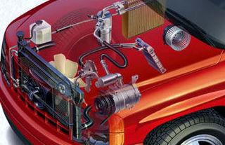 Aire acondicionado para coches