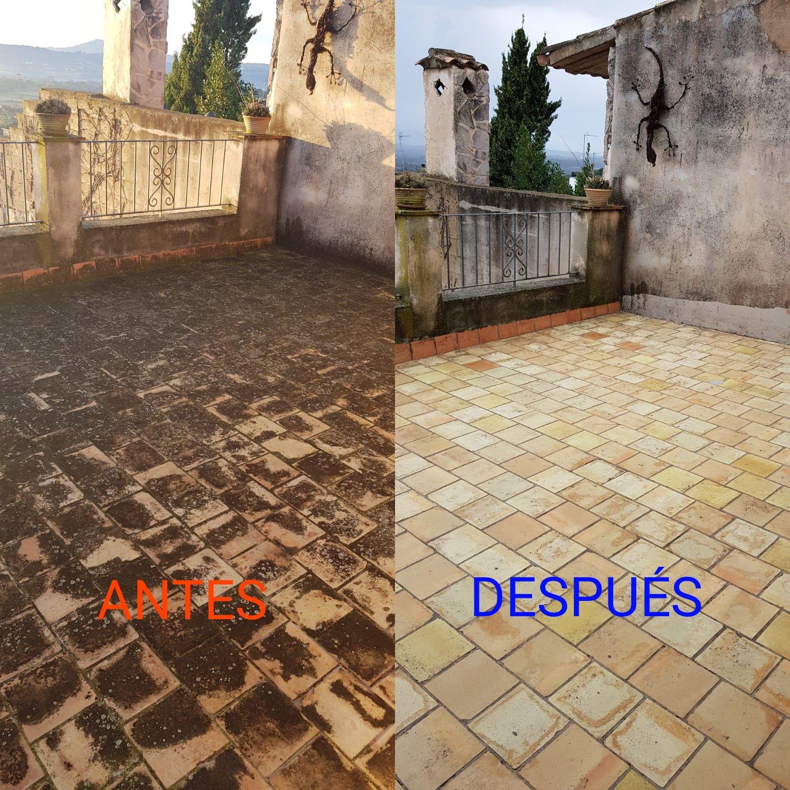 Cristalizado de suelos Mallorca