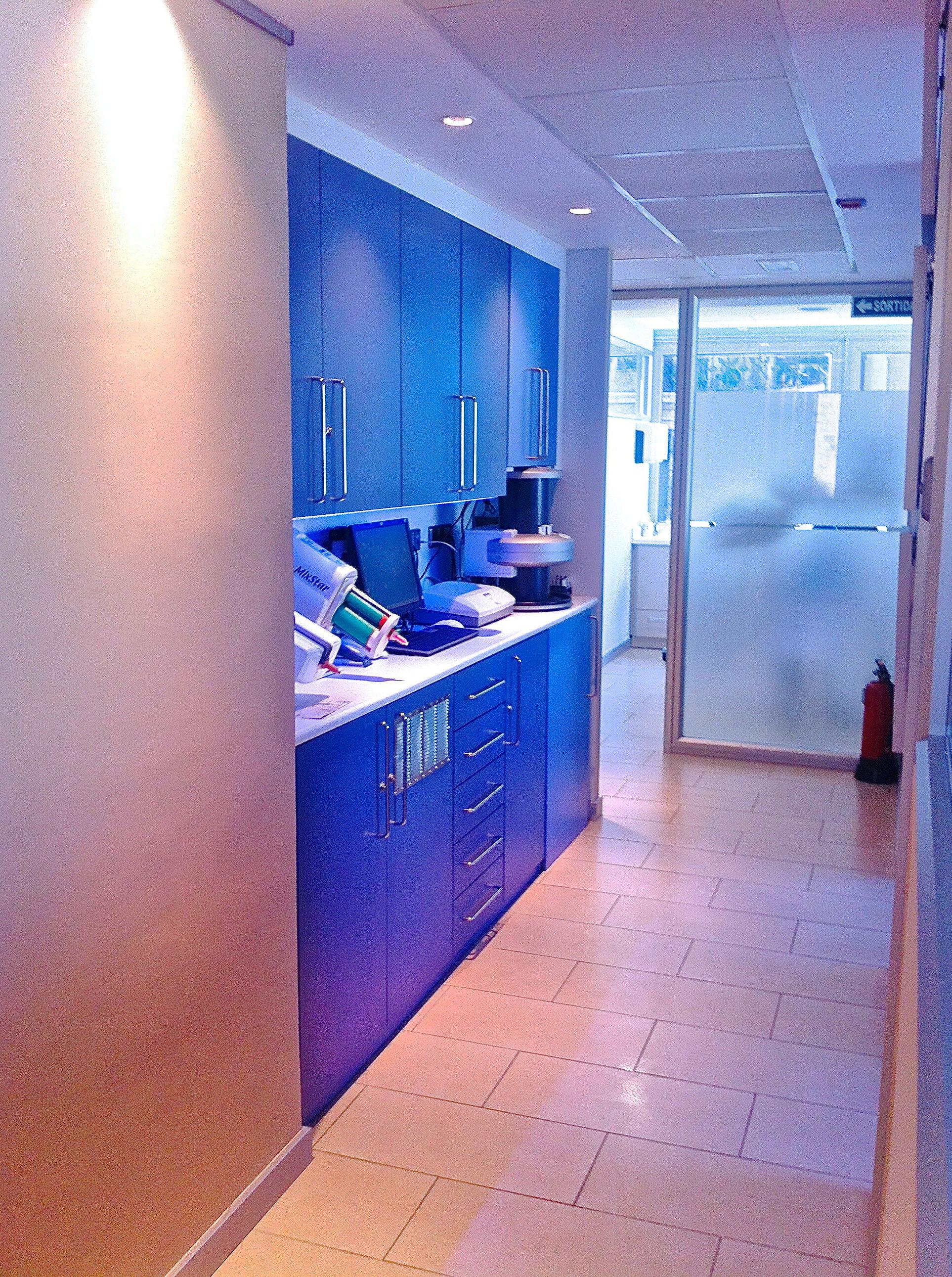 Foto 6 de Clínica dental en Barcelona en Barcelona | IOIB