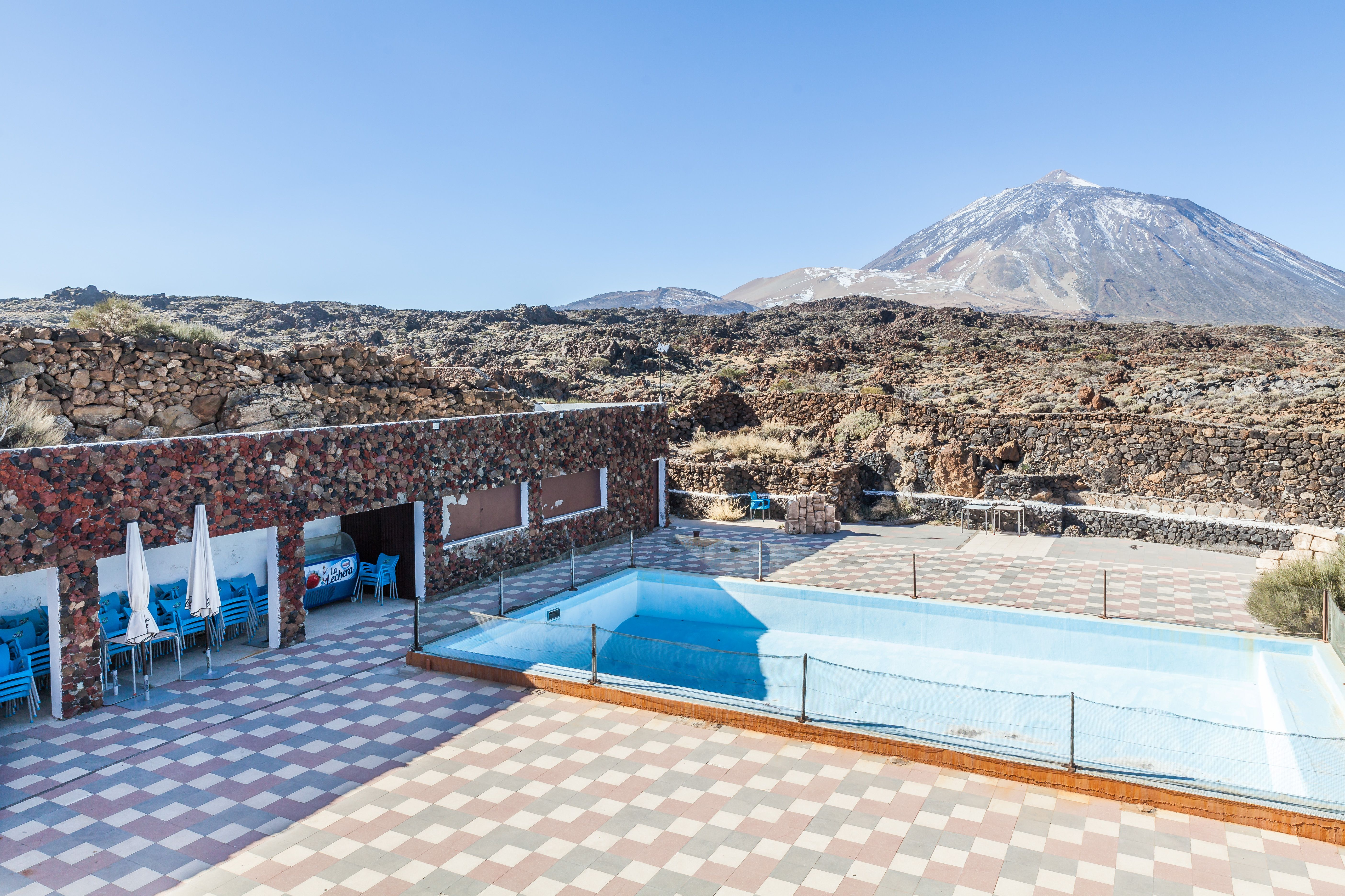 Foto 14 de Empresa de restauración ubicada en el Parque Nacional del Teide en La Orotava | Restaurantes El Portillo y La Bamby