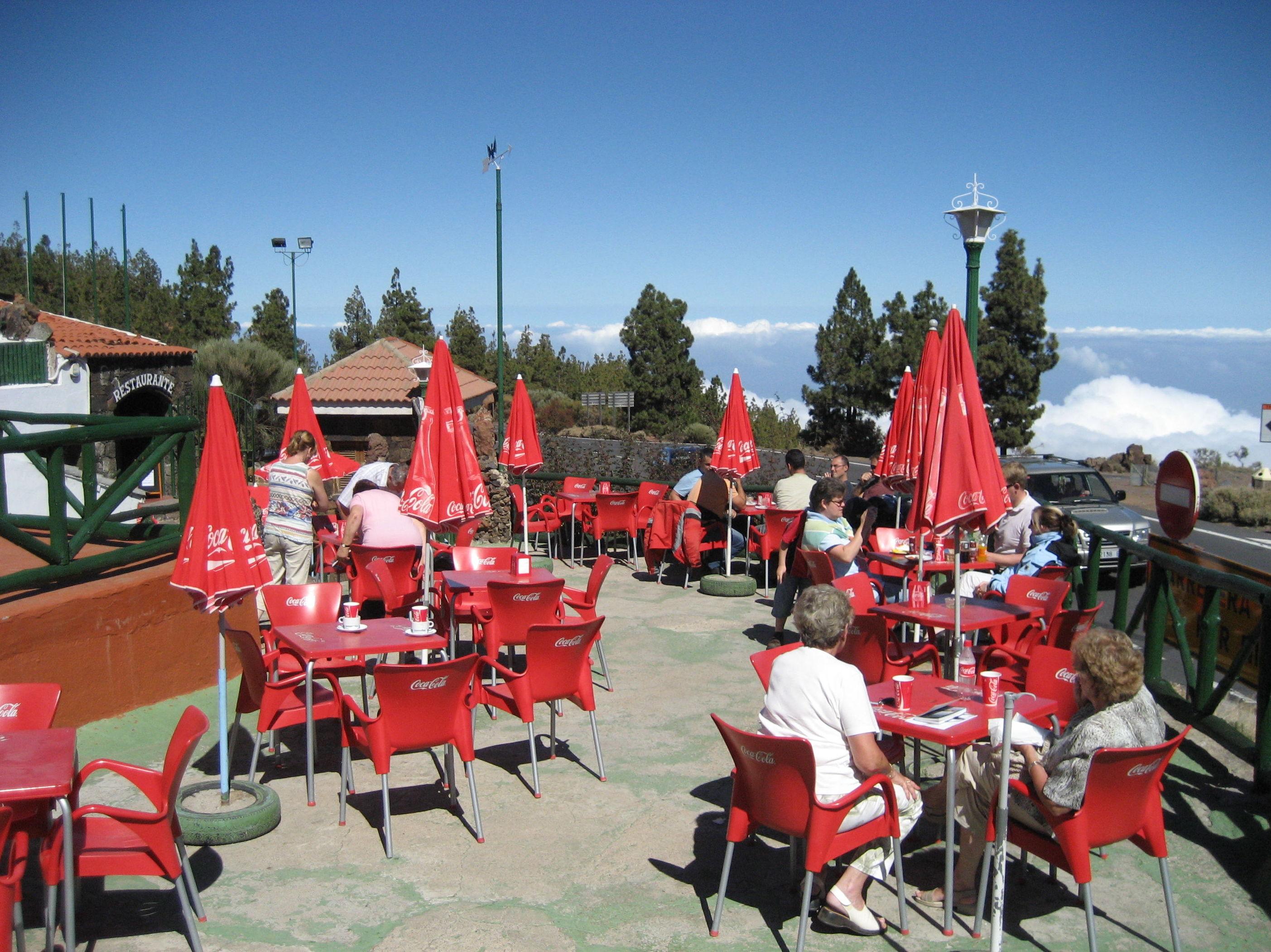 Disfruta de las vistas del Teide desde nuestra terraza