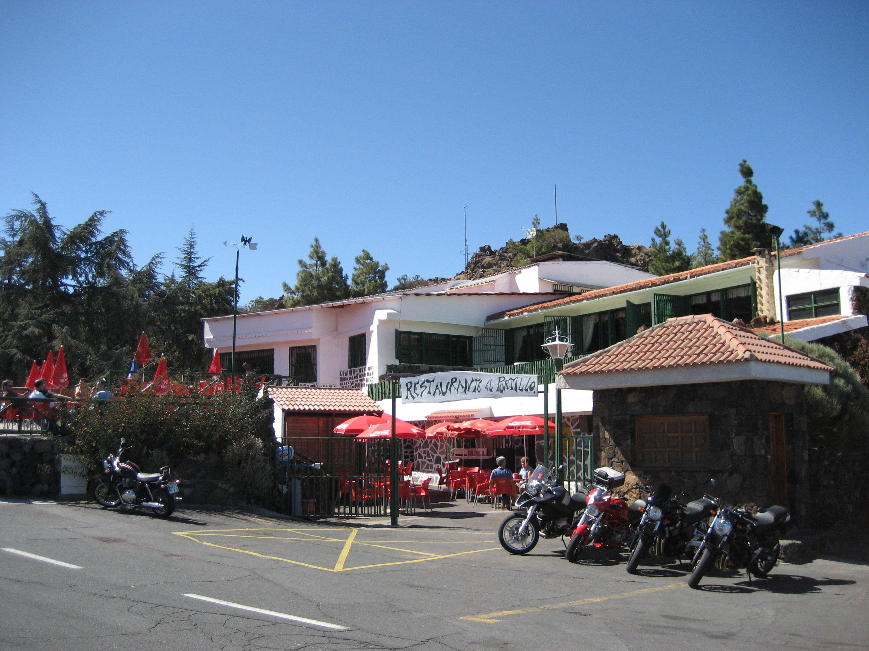 Restaurante amplio en Tenerife