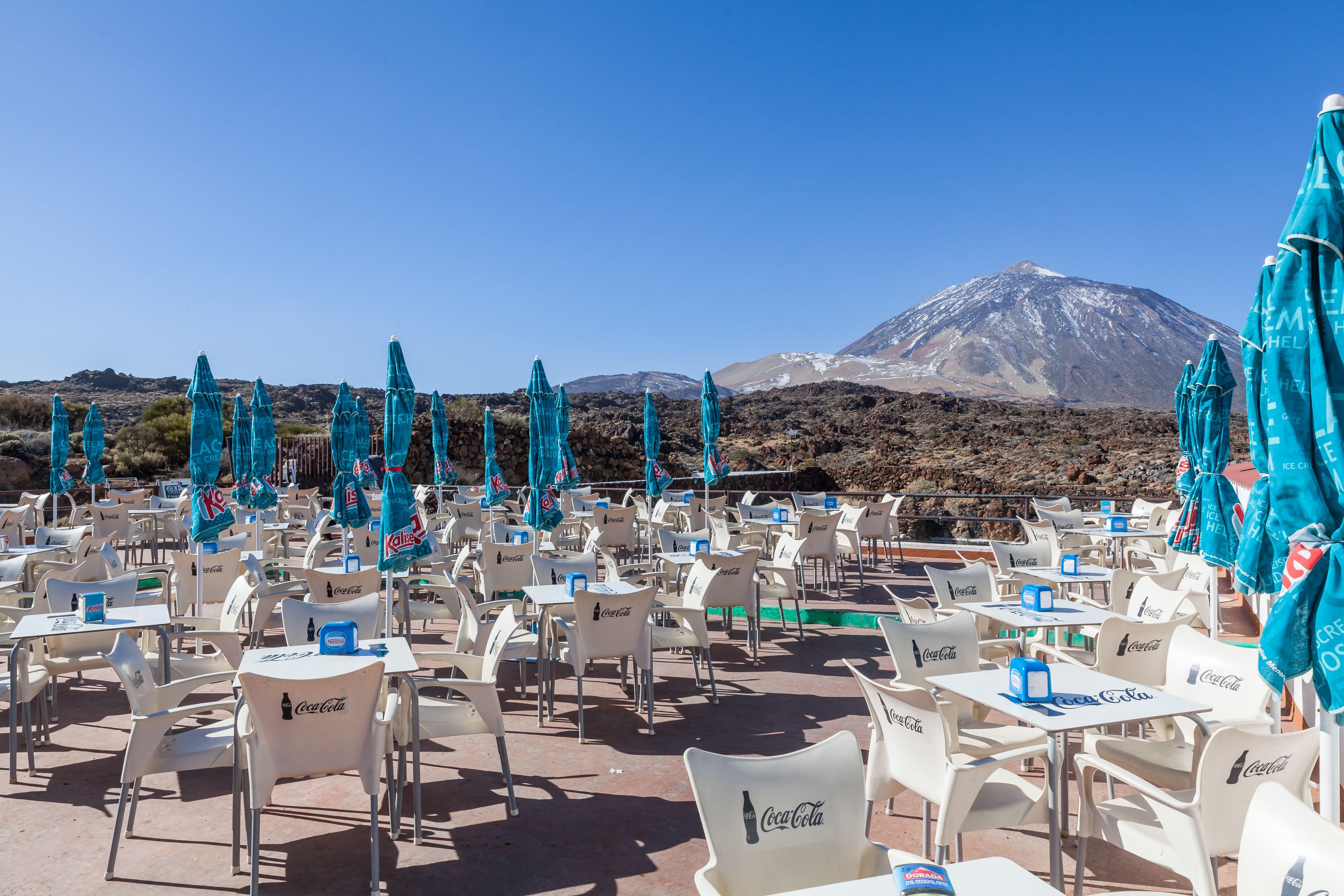 Foto 12 de Empresa de restauración ubicada en el Parque Nacional del Teide en La Orotava | Restaurantes El Portillo y La Bamby