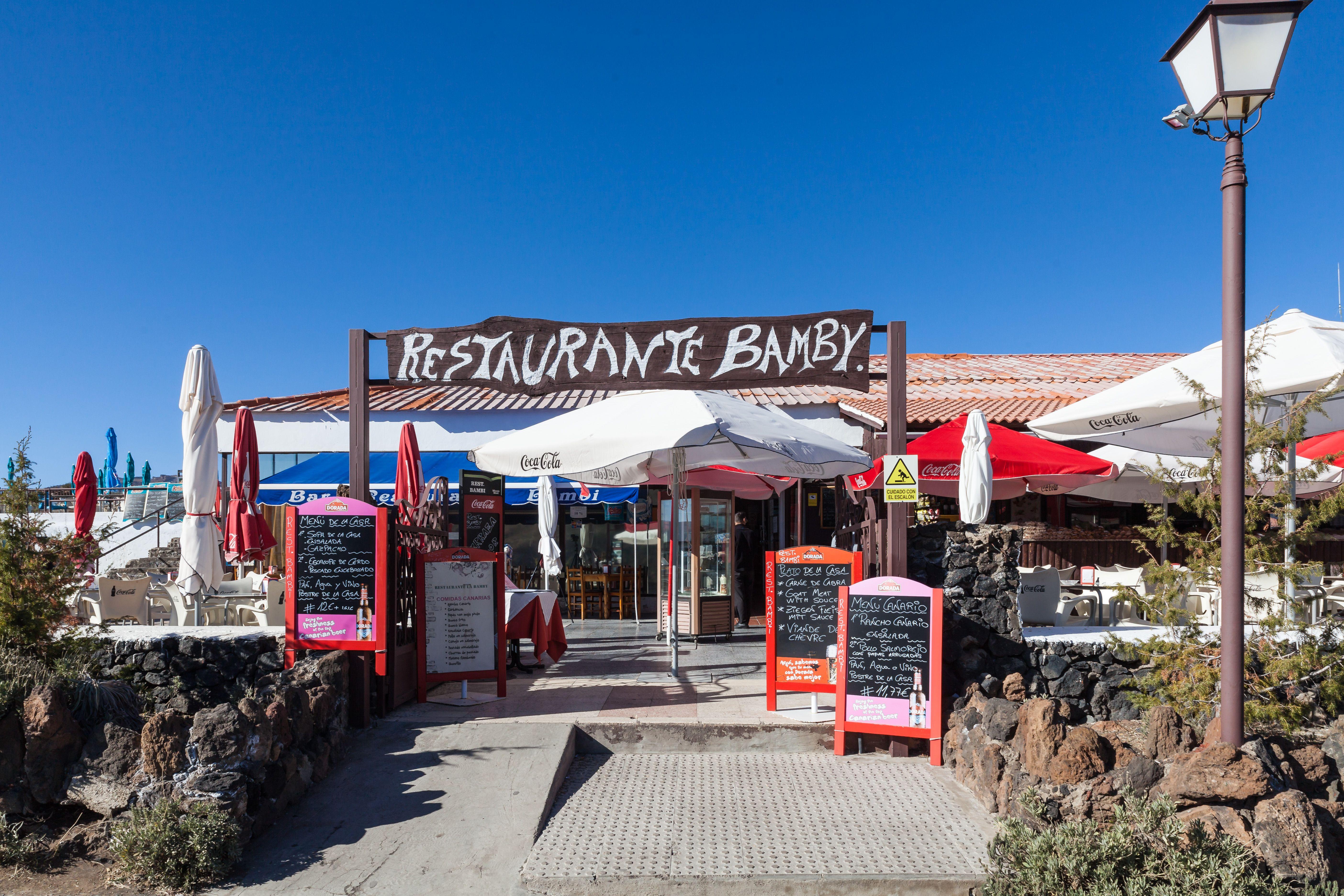 Foto 24 de Empresa de restauración ubicada en el Parque Nacional del Teide en La Orotava | Restaurantes El Portillo y La Bamby