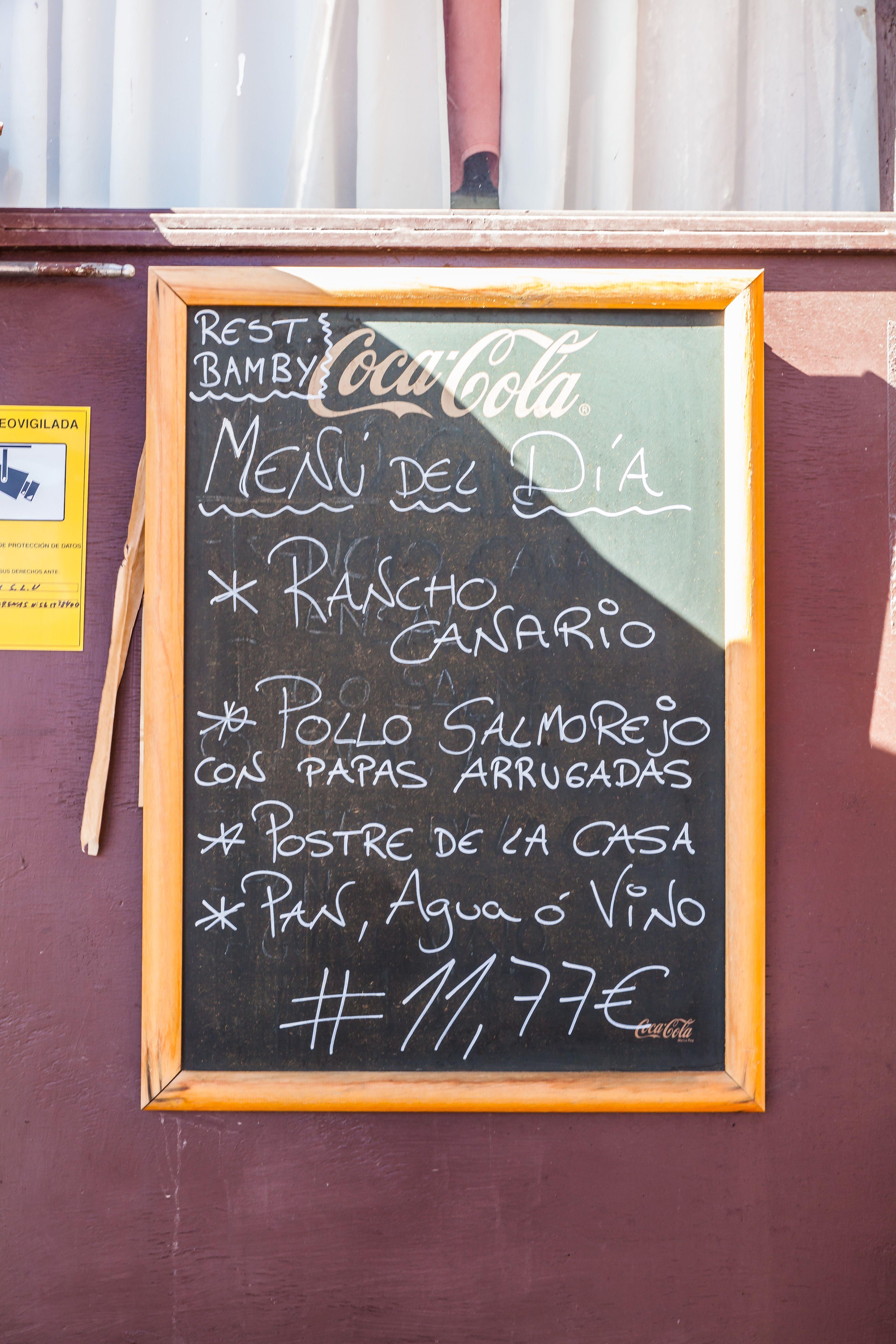 Foto 3 de Empresa de restauración ubicada en el Parque Nacional del Teide en La Orotava | Restaurantes El Portillo y La Bamby