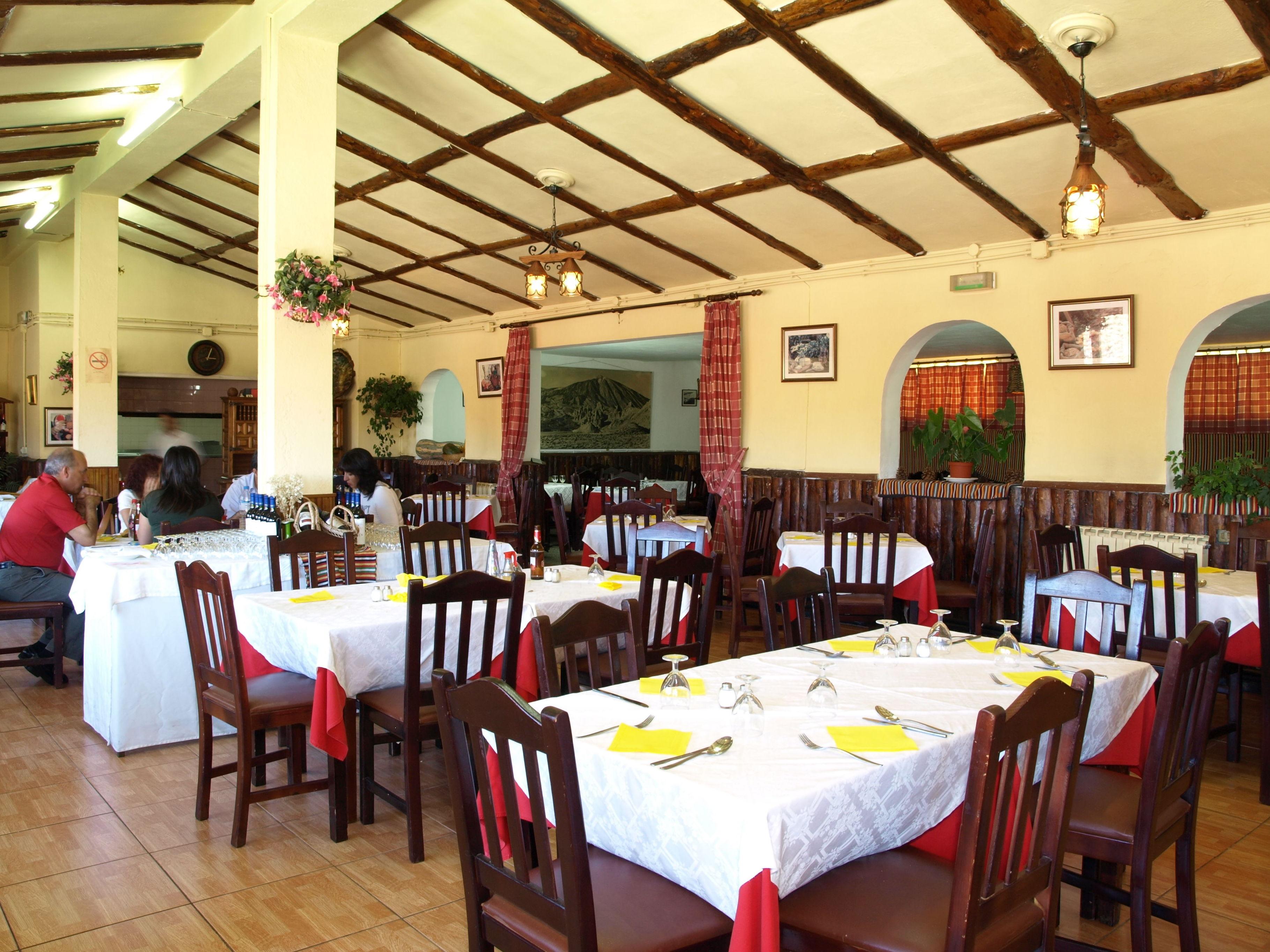 Restaurante típico canario El Portillo