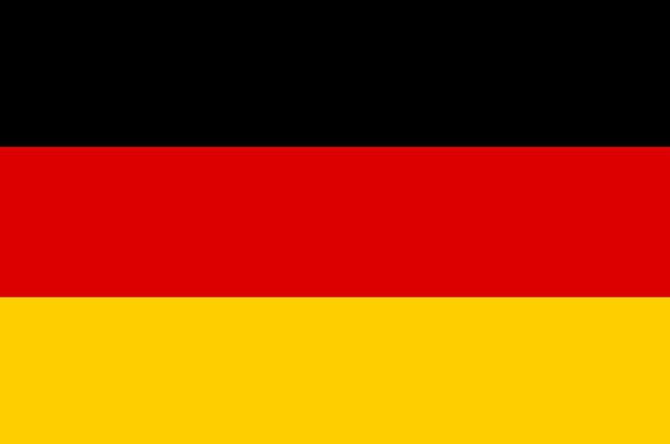 Carta en alemán: Carta de Restaurantes El Portillo y La Bamby