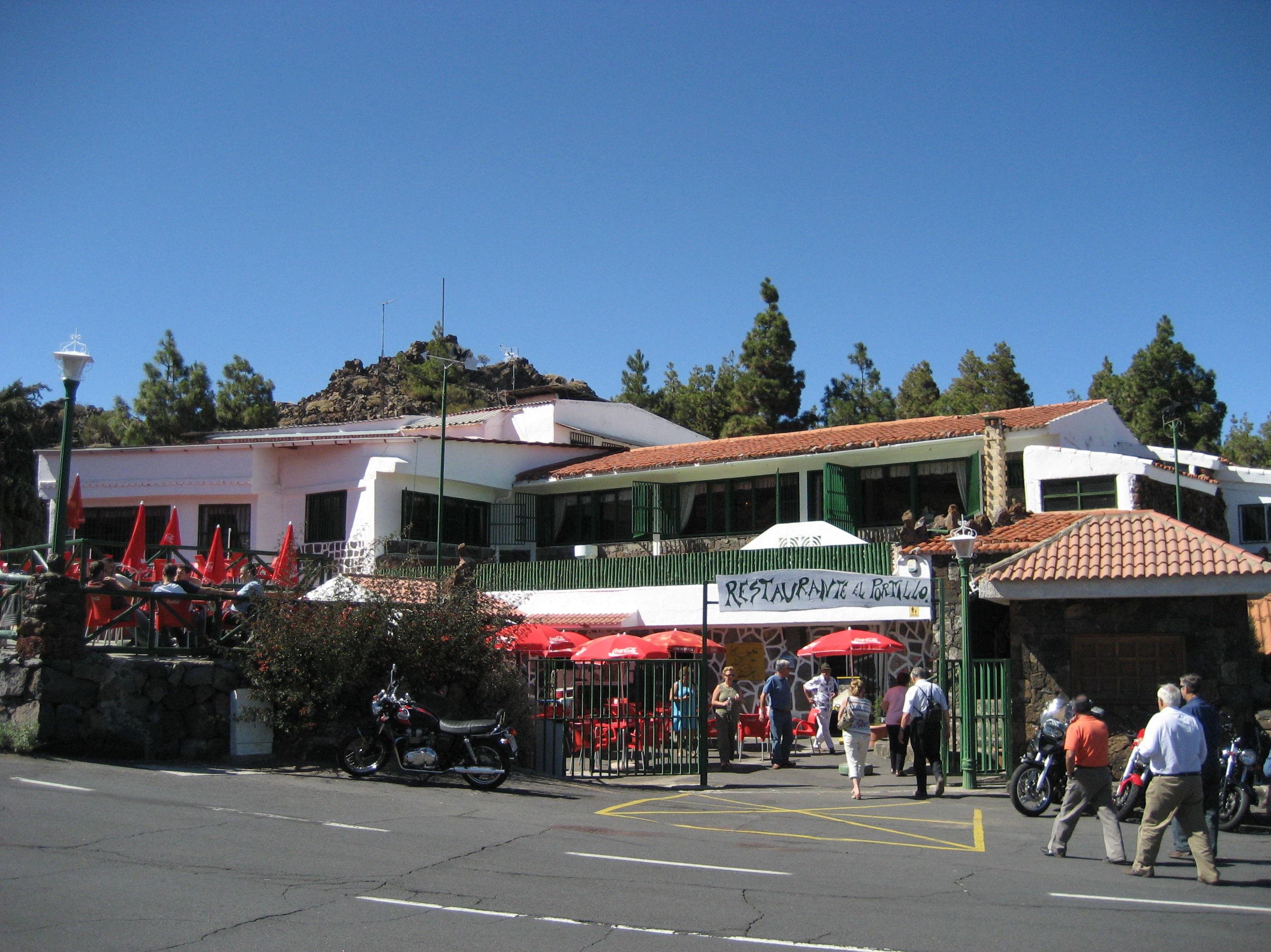 El mejor restaurante con vistas inigualables en Tenerife