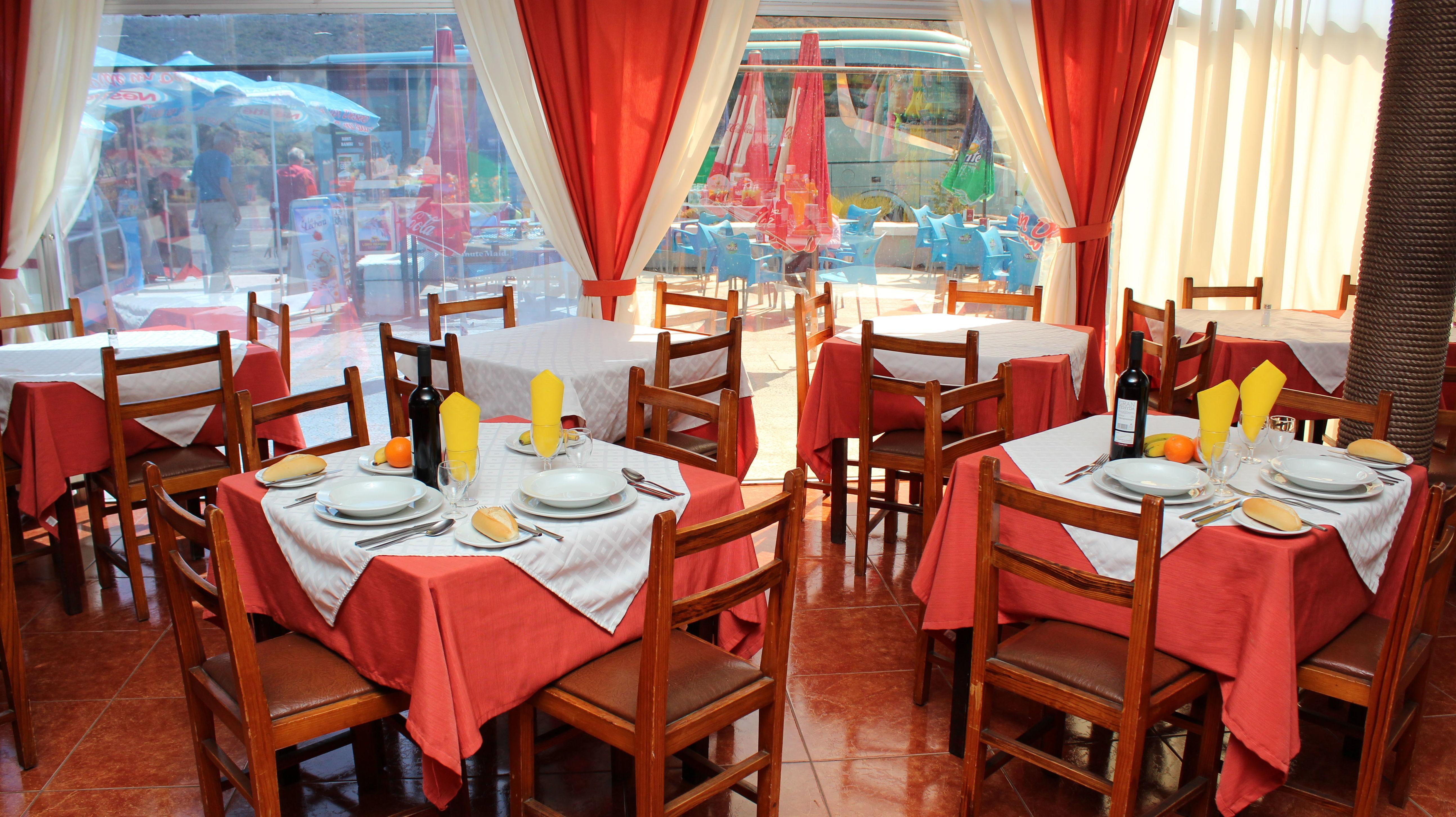 Restaurante para celebraciones en Tenerife