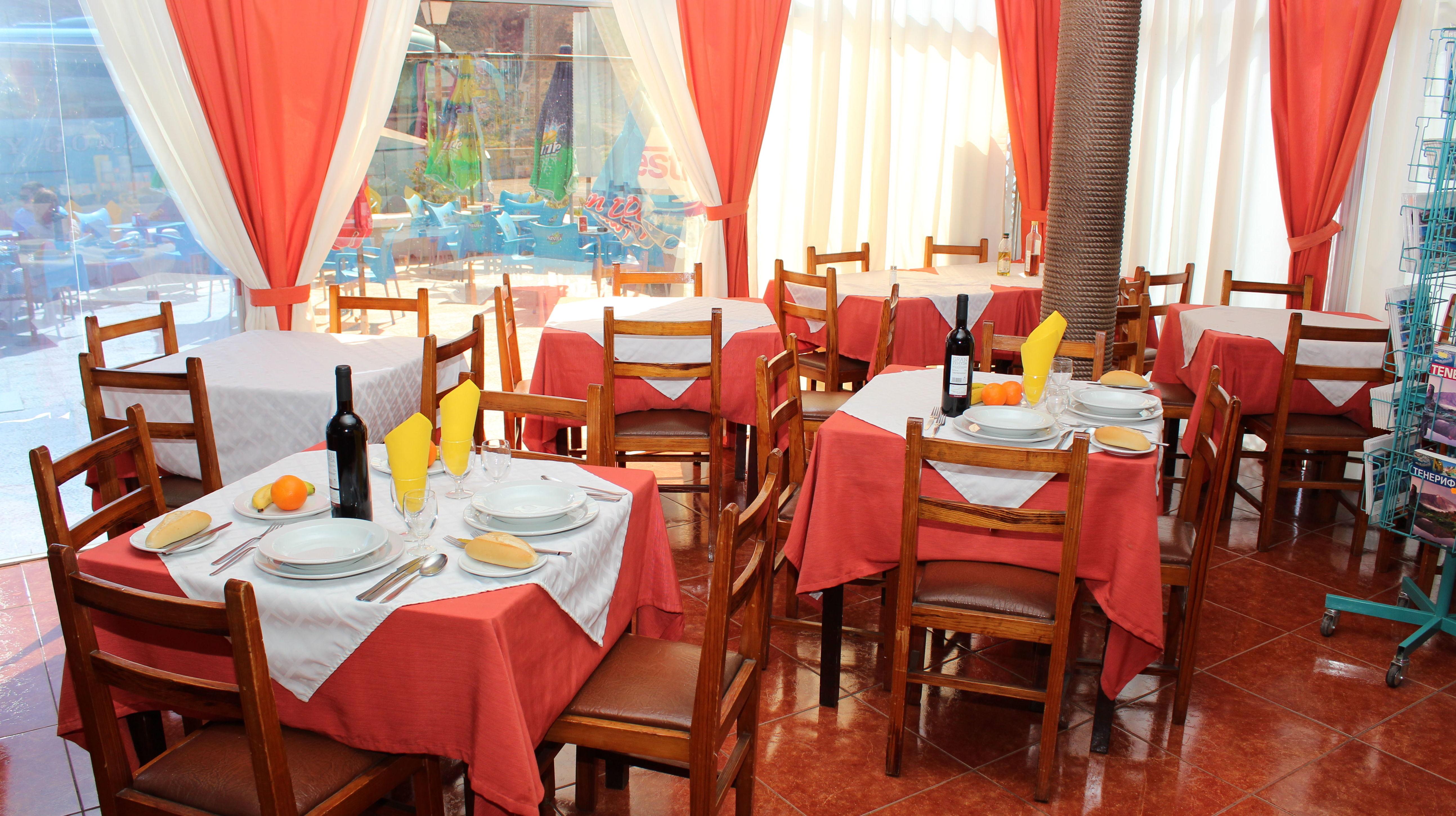 Cenas de empresas en el restaurante Bamby