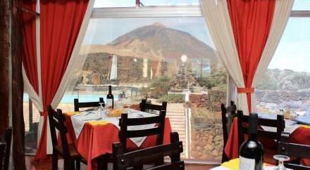 Restaurante el Portillo en Tenerife