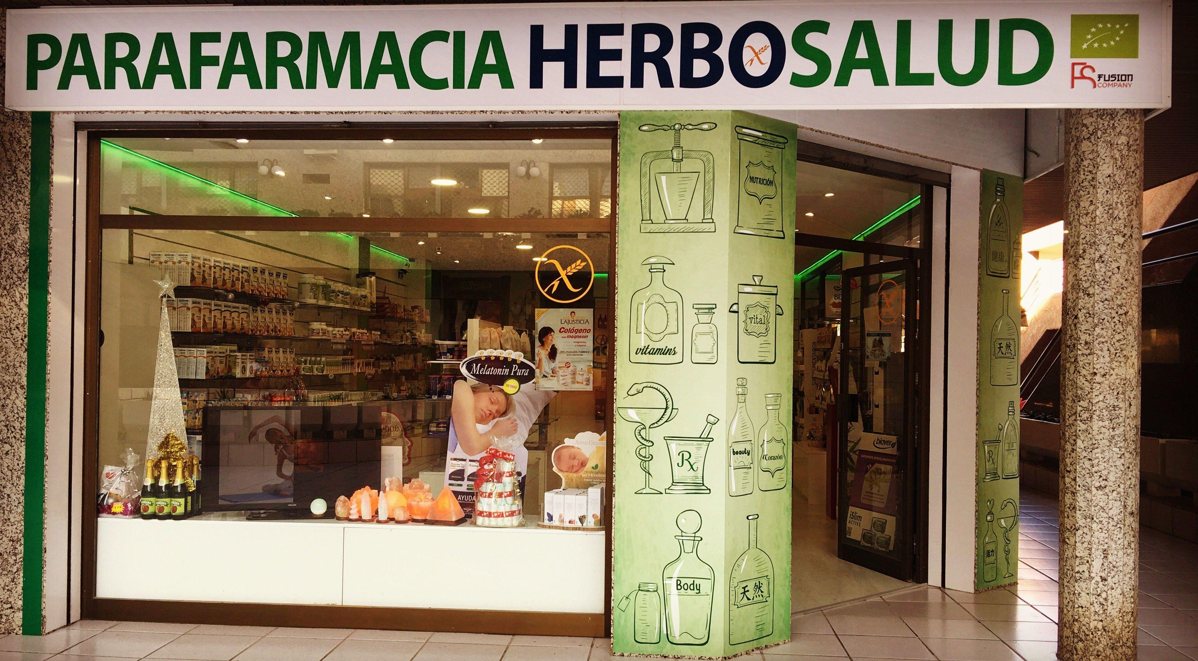 Herbosalud: Tratamientos y productos de Herbosalud