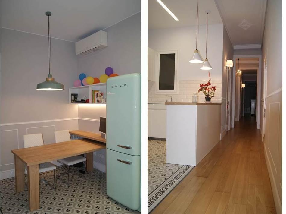 Foto 12 de Proyectos de interiorismo en Badalona | Delblanch Cuines i Interiors