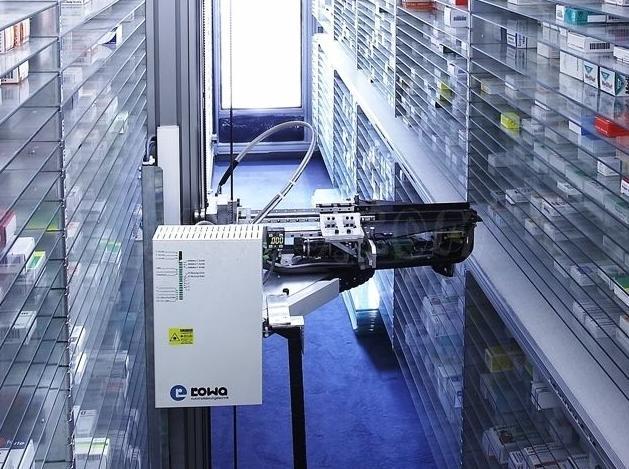 Arx automatizacion farmacias