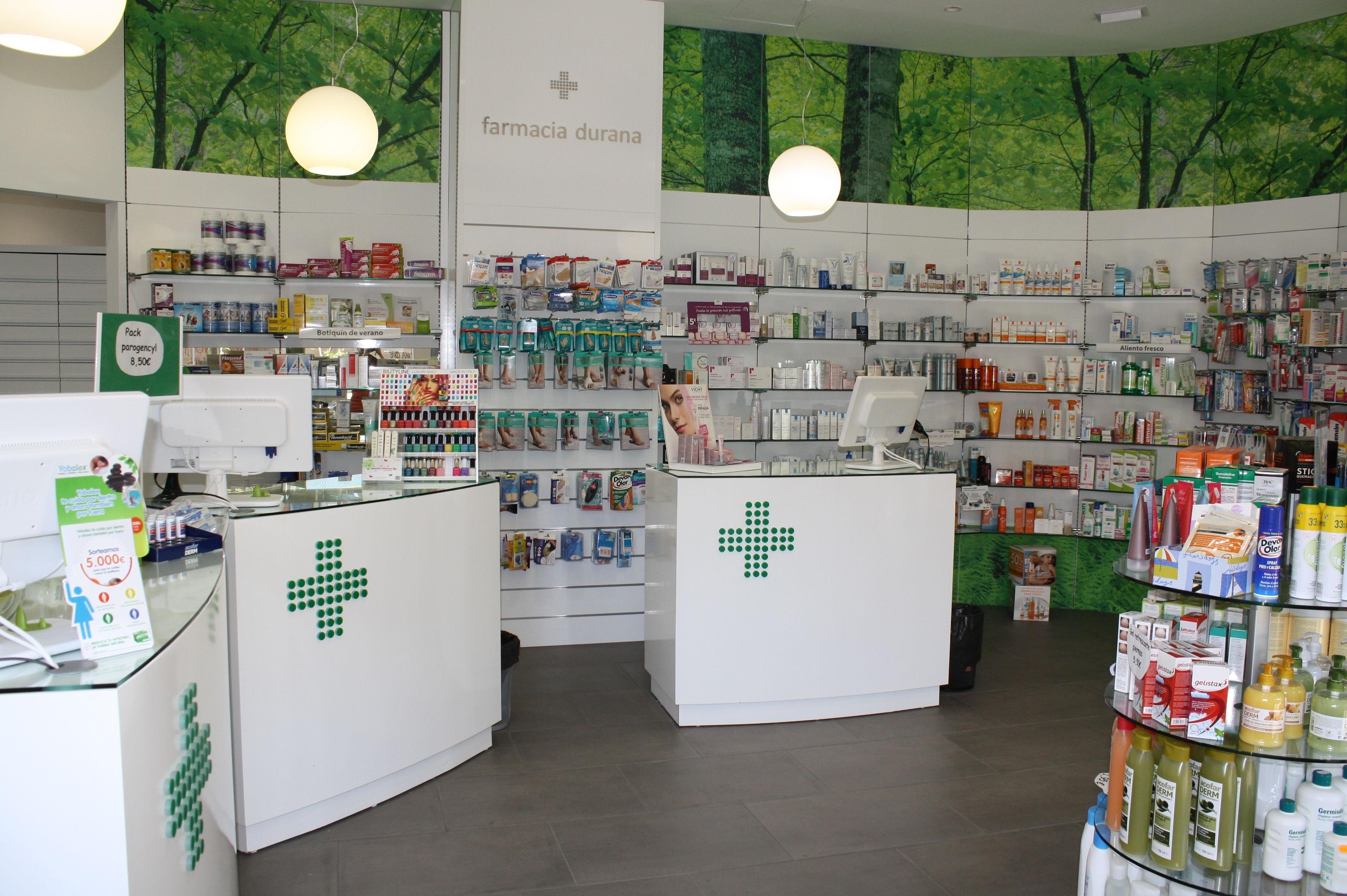 Diseño y reforma de farmacias en Canarias