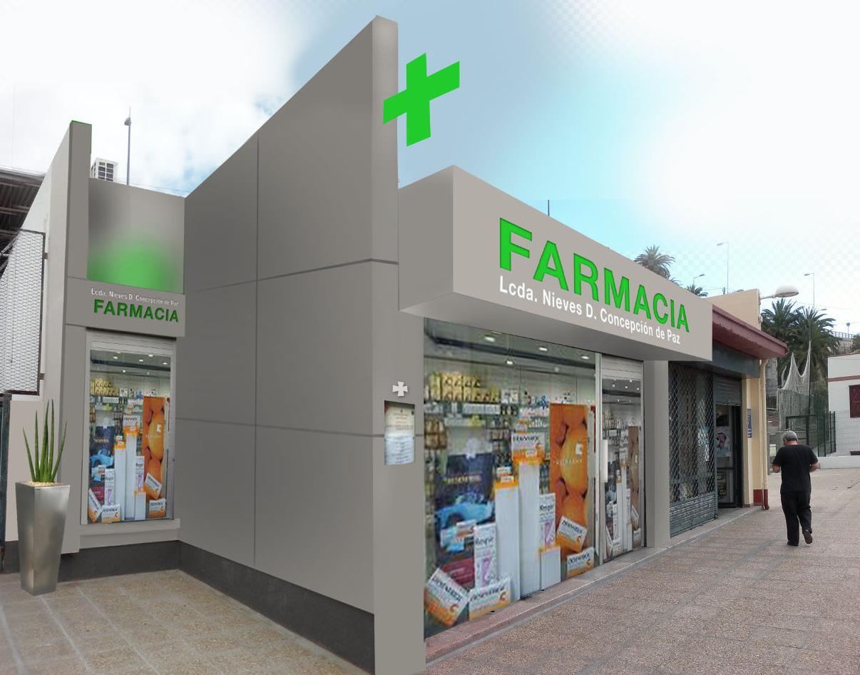 Canarias Decofarma, diseño y equipamiento integral de farmacias, ópticas, ortopedias y parafarmacias.