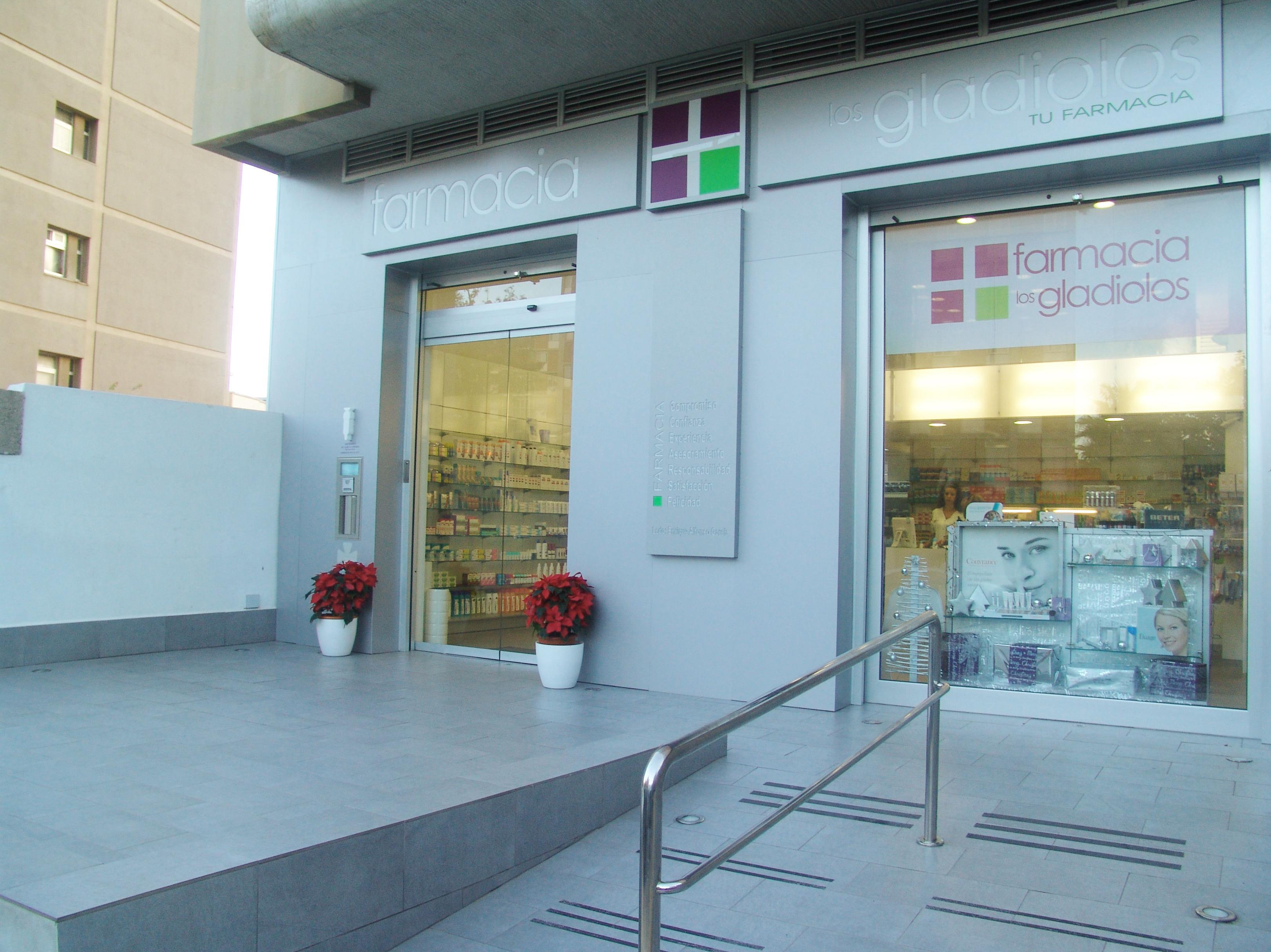 equipamiento para farmacias