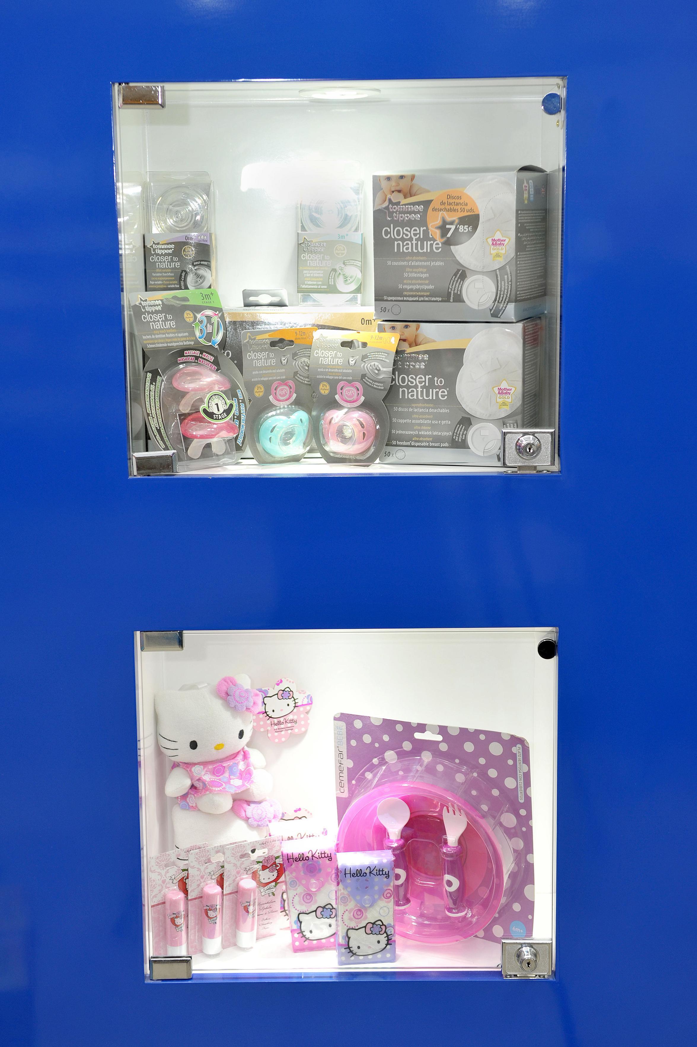 Farmacia La Cuesta. Colonias infantiles