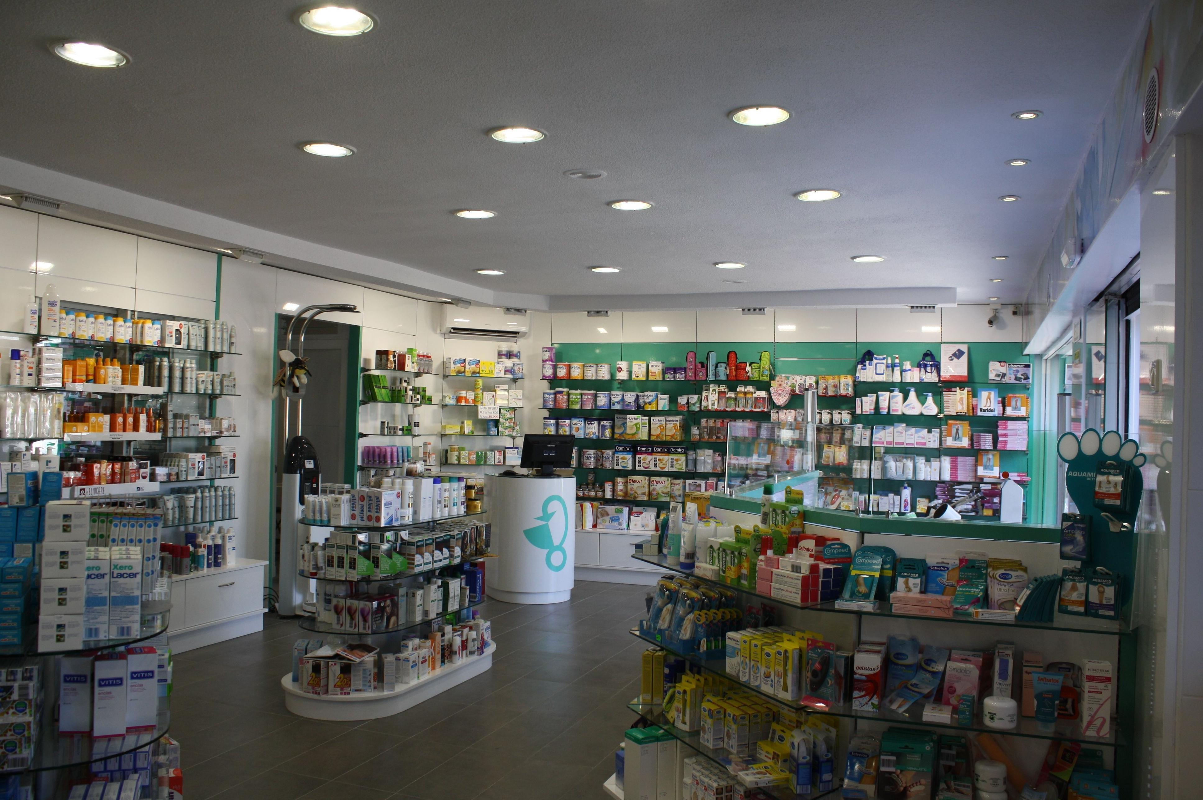 Canarias Decofarma, todo lo necesario para la equipación de su farmacia