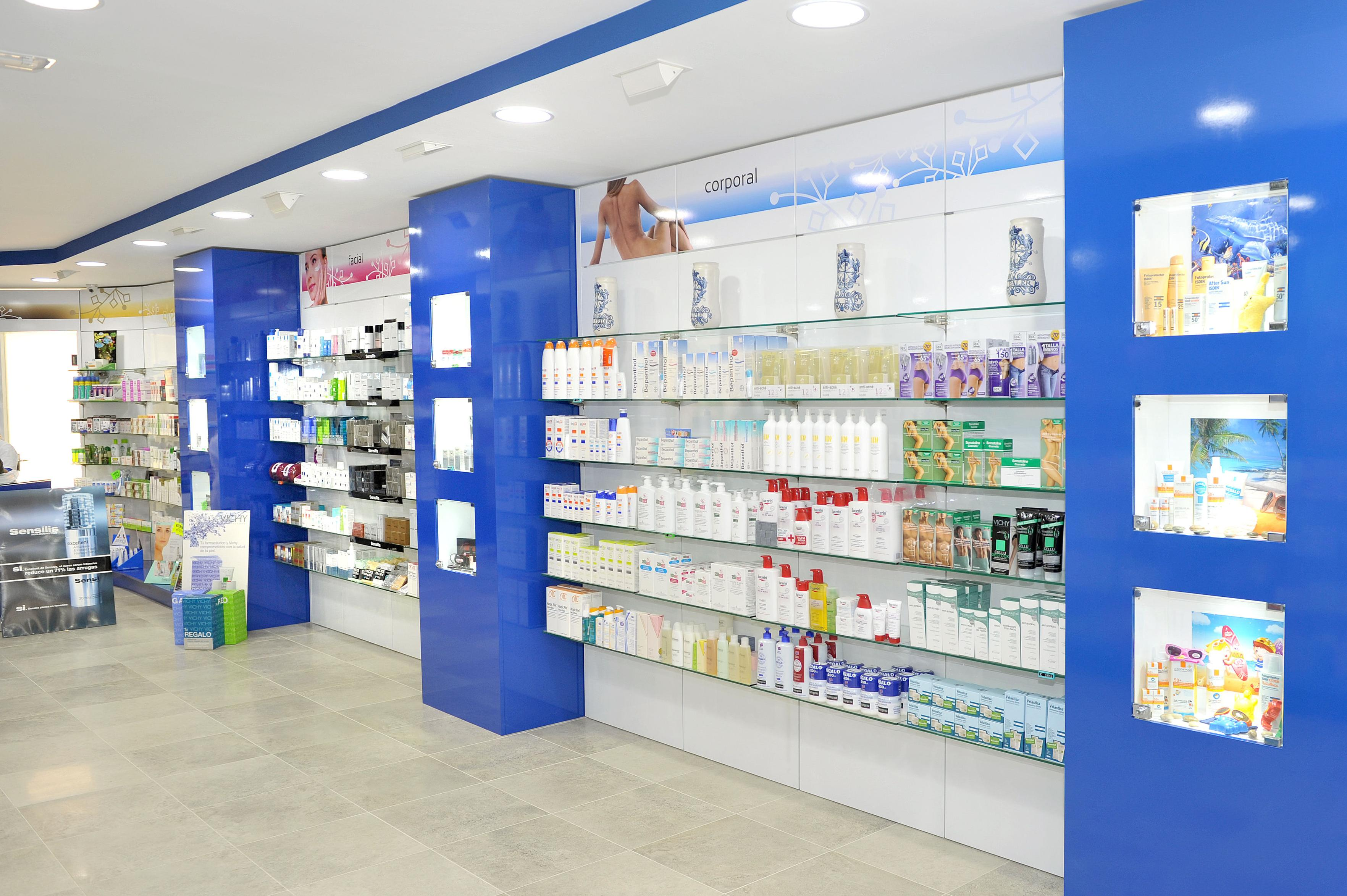 Reforma de farmacias en Tenerife