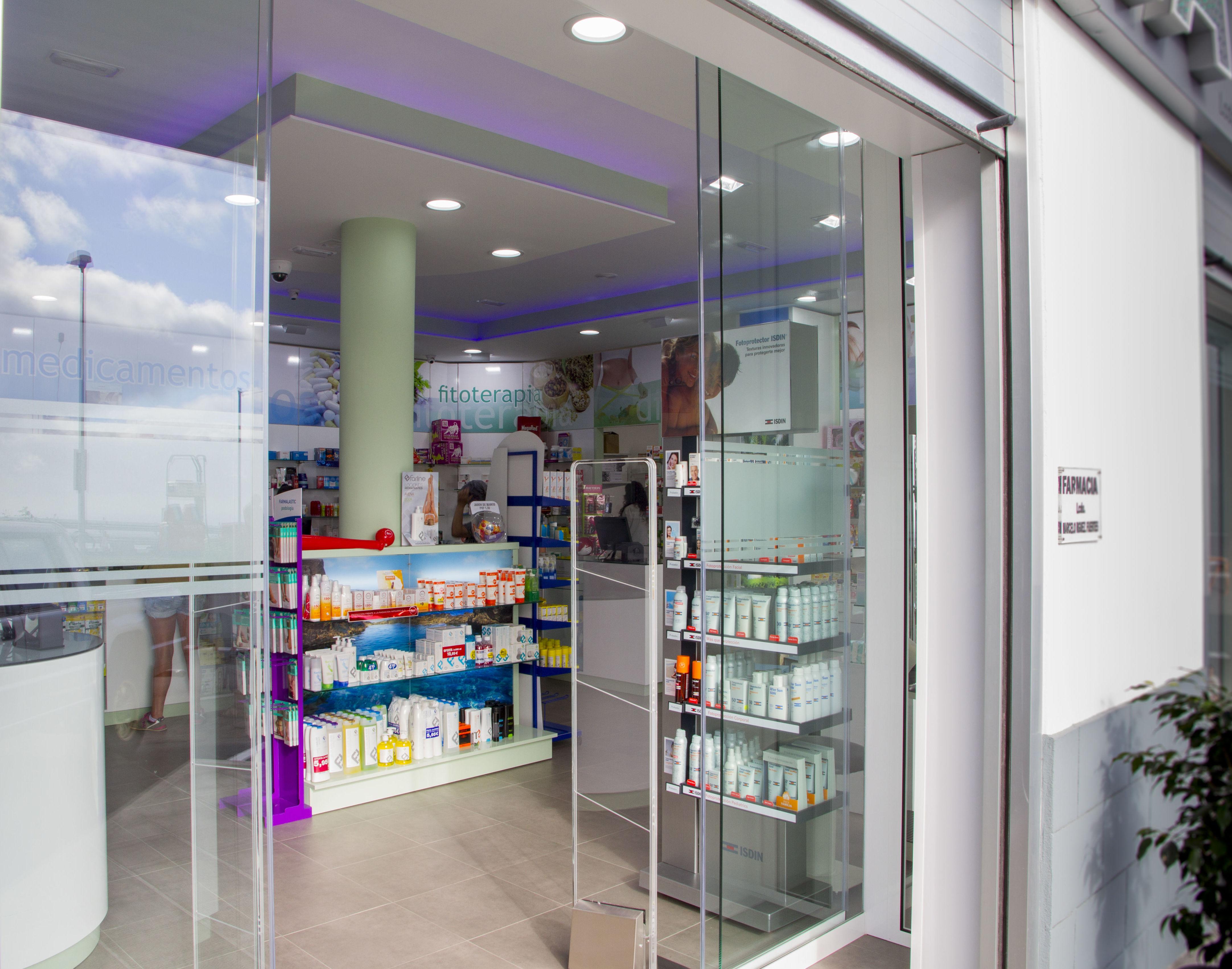 Diseño y reforma para farmacias