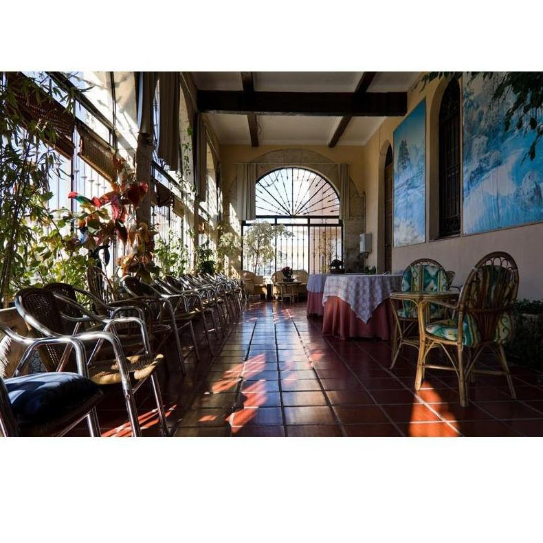 Instalaciones: Servicios de Residencia Santa María del Camino