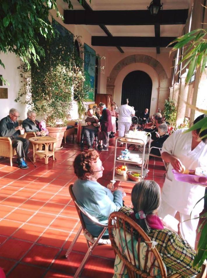 residencia de ancianos Palencia