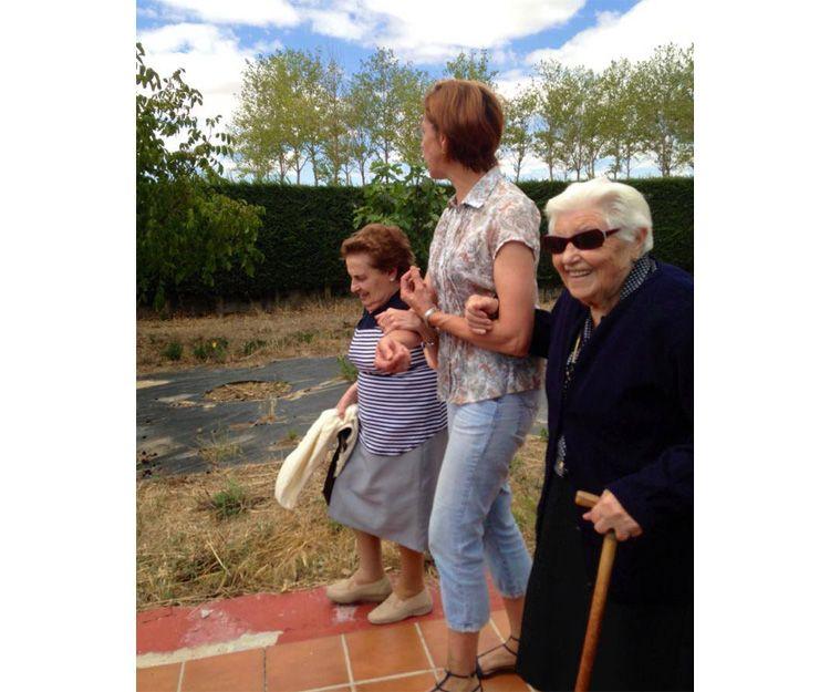 Centro concertado para personas mayores en Carrión de los Condes, Palencia