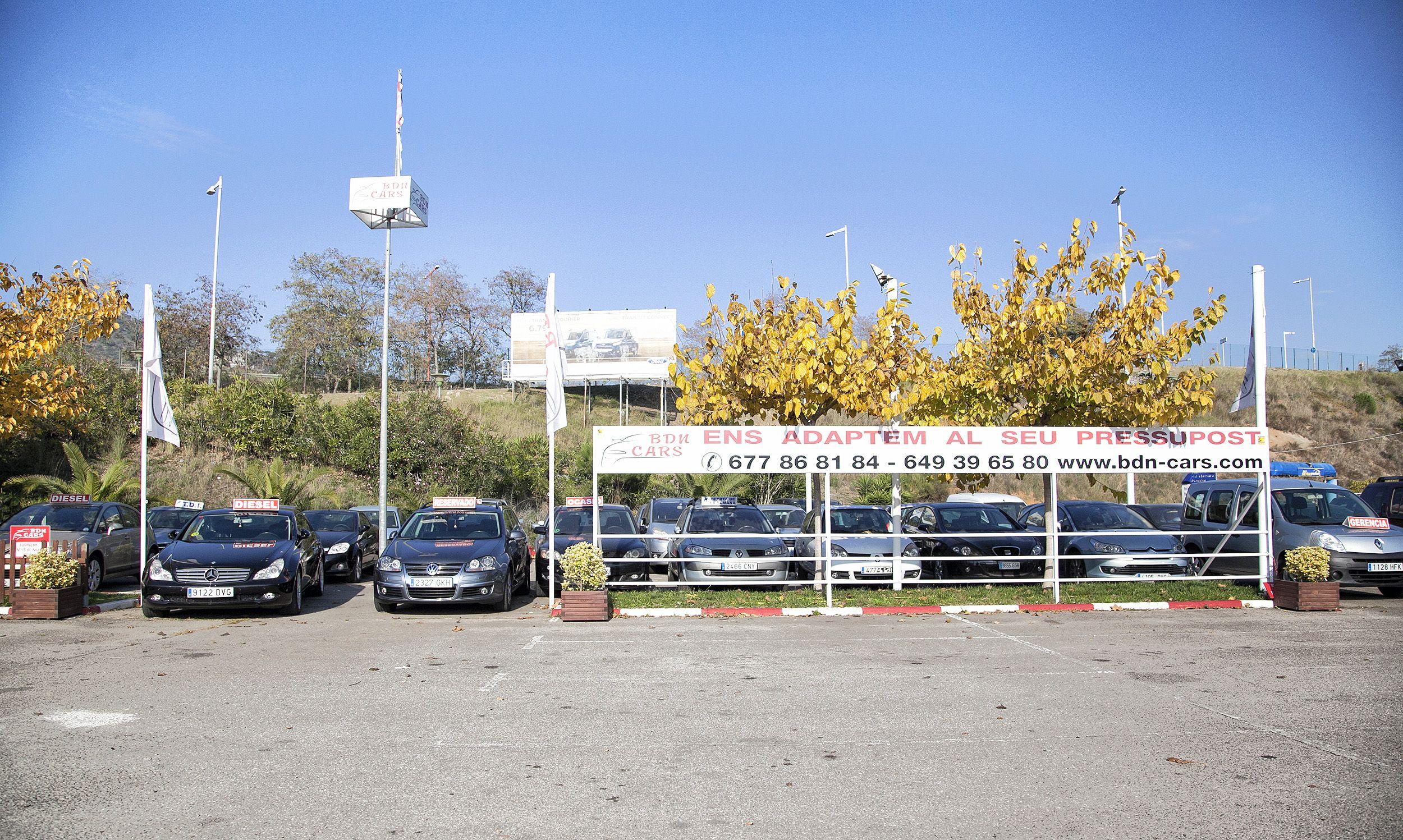 Compra y venta de vehículos en Badalona ajustados a tu presupuesto