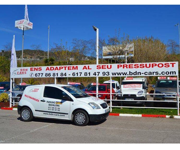 Compra venta de coches en Barcelona