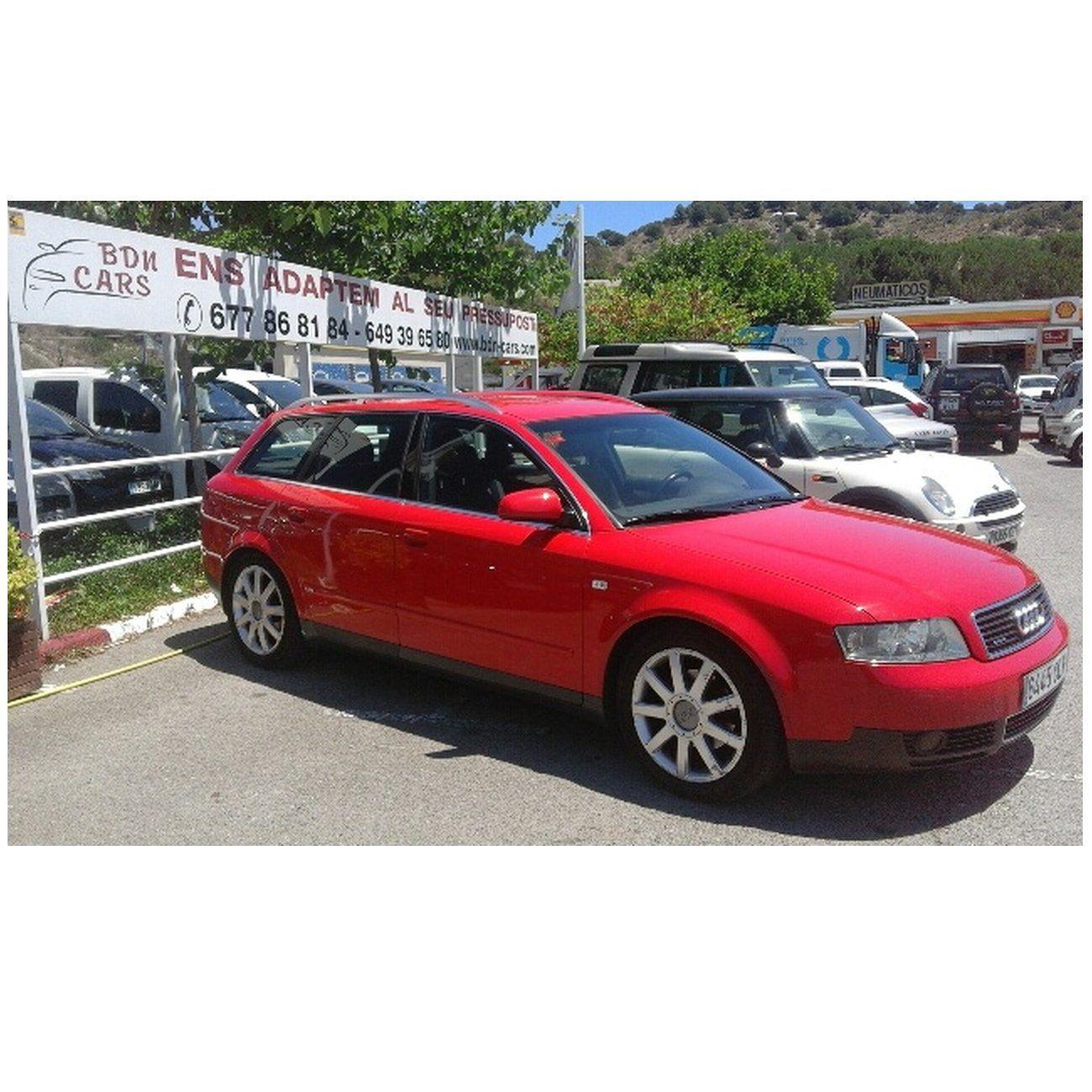 Audi: Nuestros coches de BDN CARS