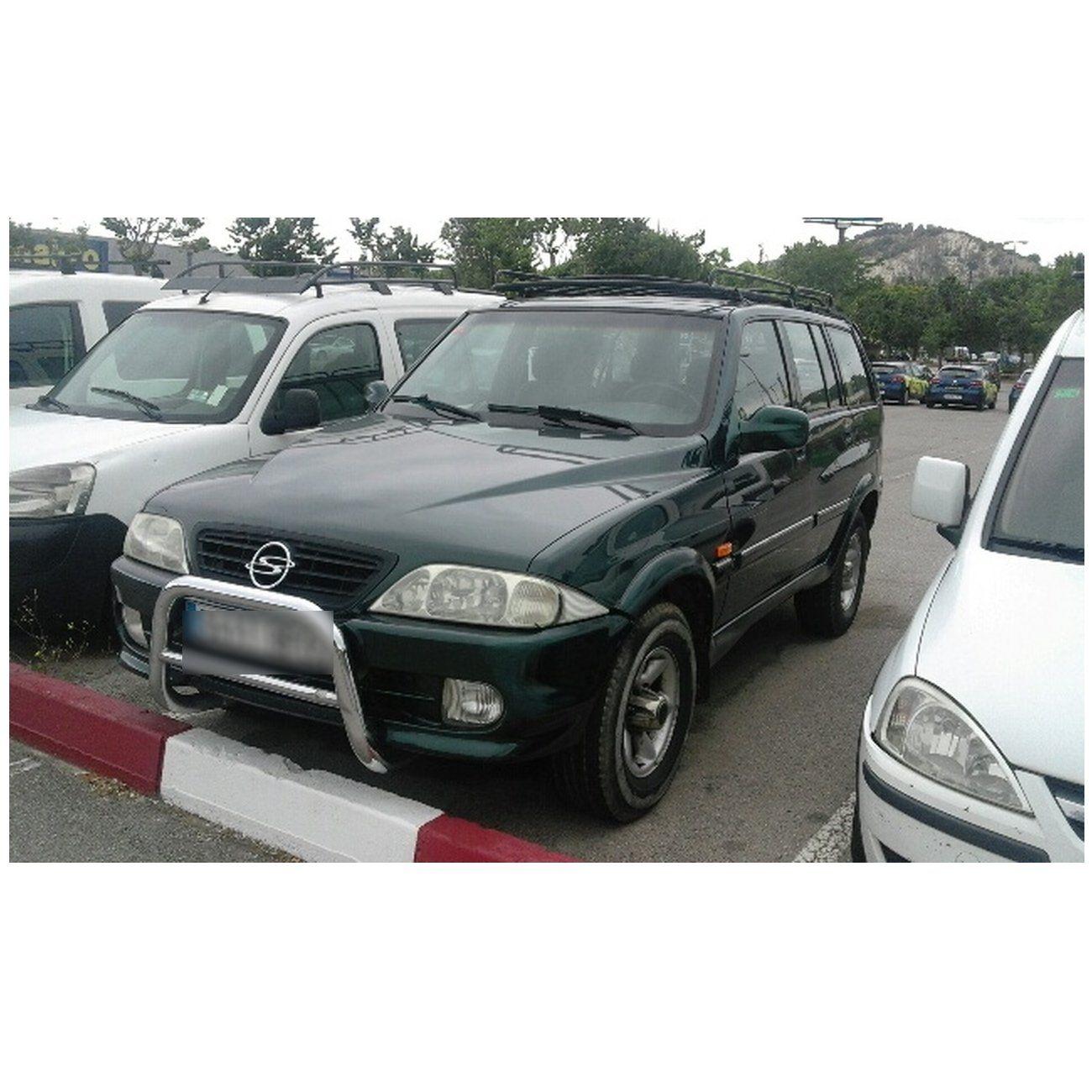 SsangYong: Nuestros coches de BDN CARS