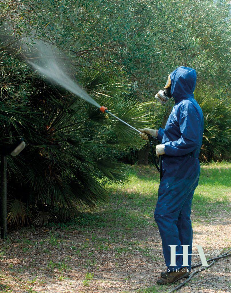 Tratamientos fitosanitarios: Productos y servicios de Dispool / Jardinería Herrera