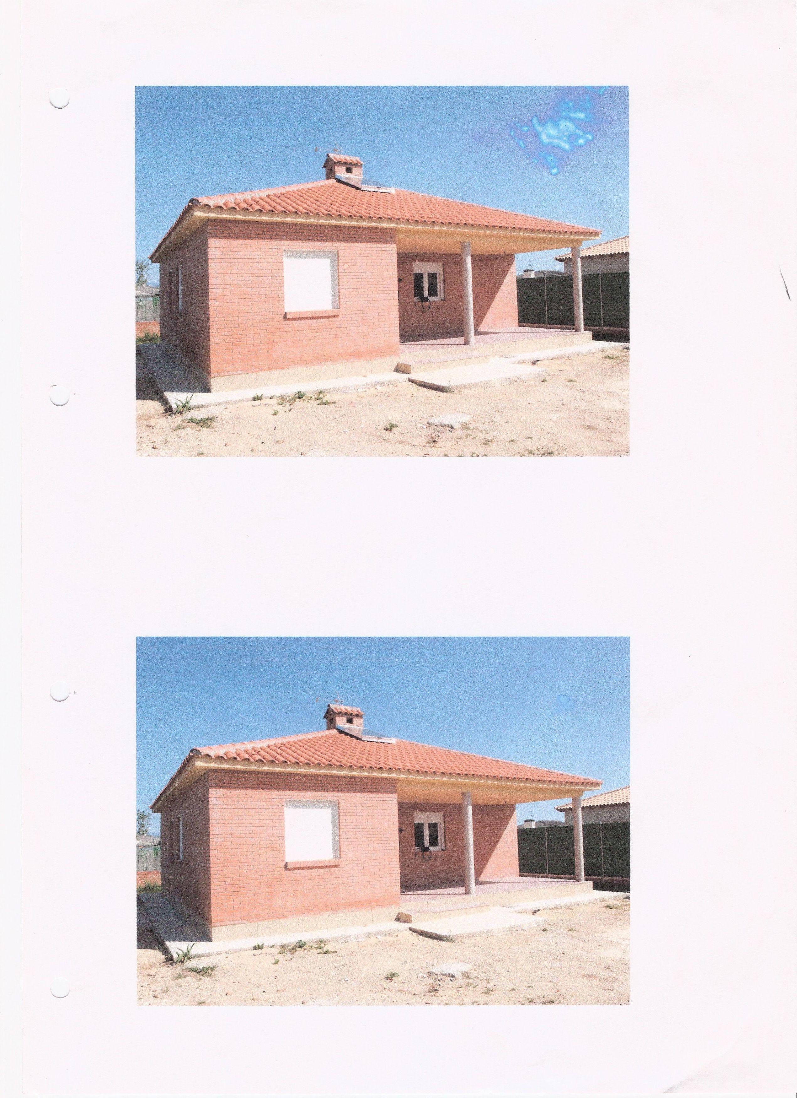 vivienda de 80 m2 con porche