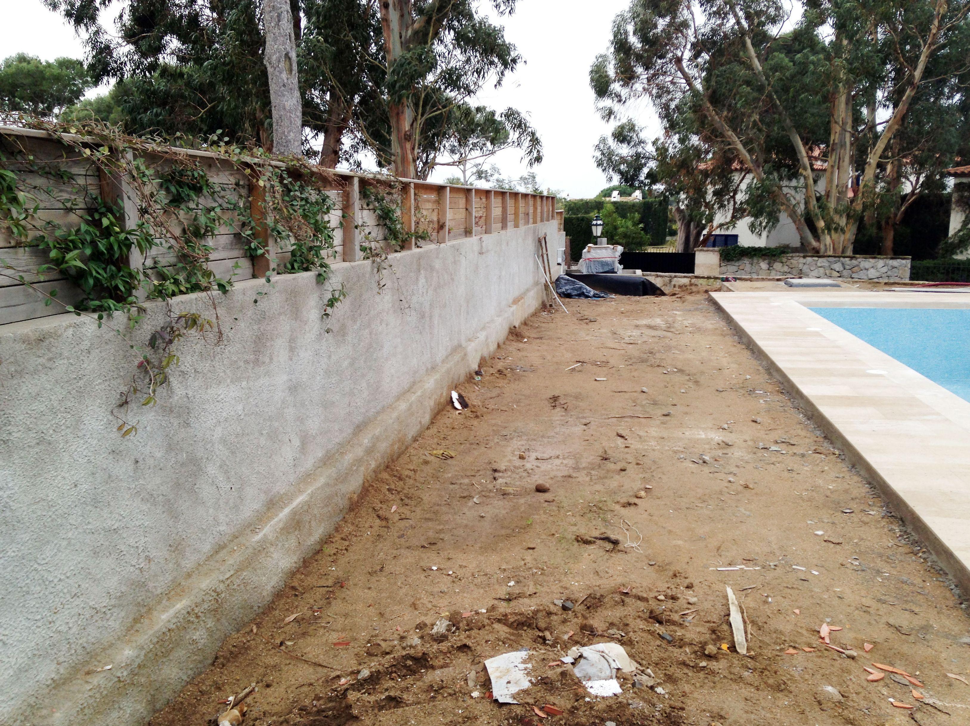 Diseño y construcción de jardines en la Costa Brava