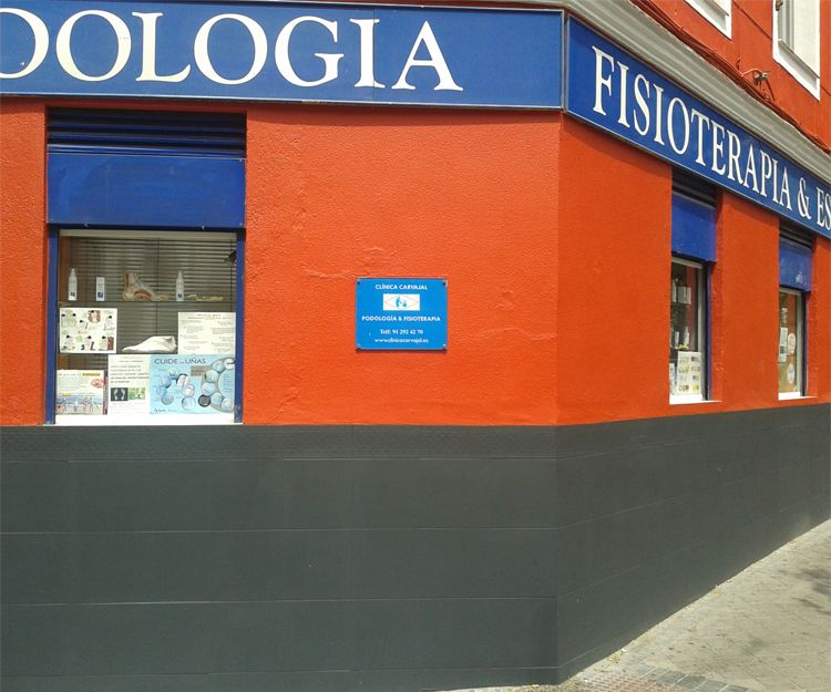 Clínica de podología y fisioterapia en Atocha, Madrid