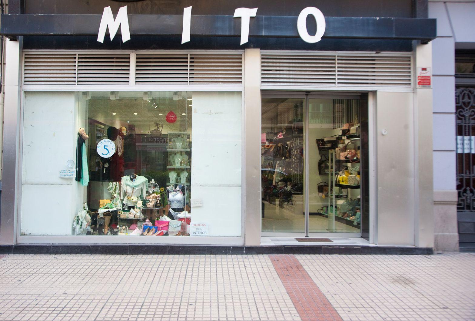 Mitos You tienda de ropa y complementos en Zaragoza