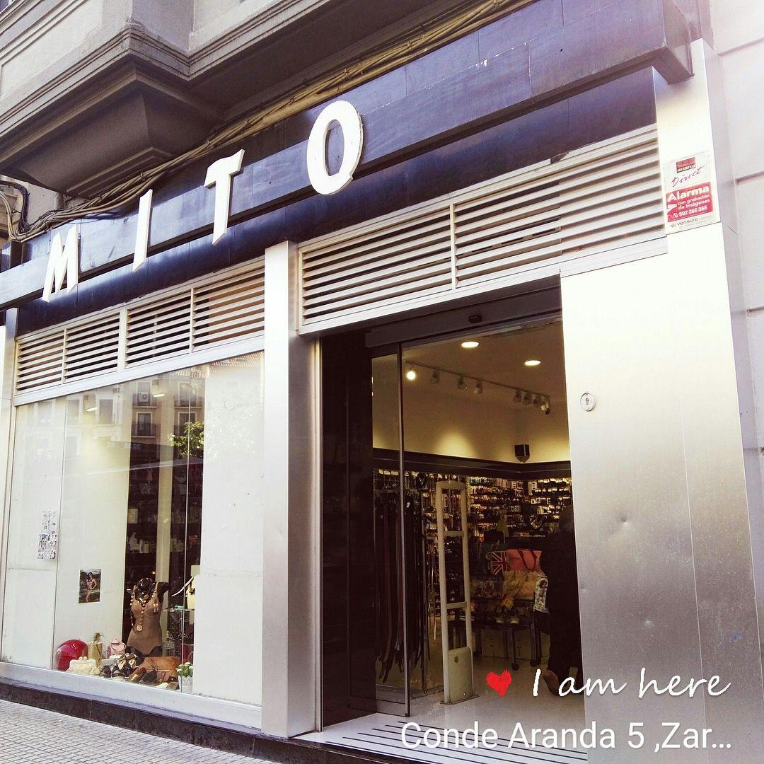 Mitos You tienda de moda en Zaragoza