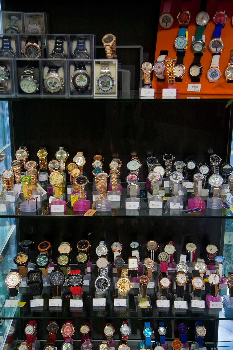 En Mitos You encontrarás toda clase de relojes