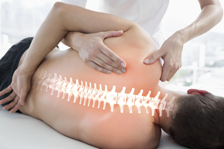 Osteopatía: Servicios de Clínica Ramos