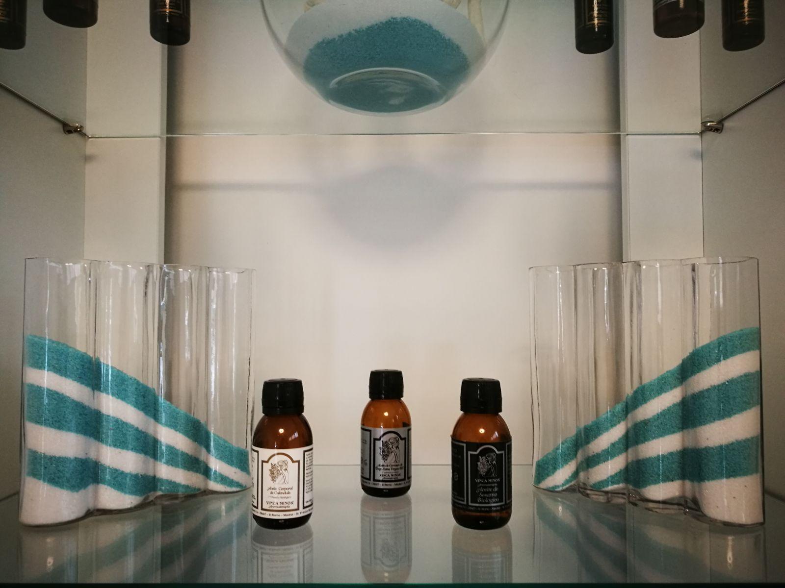 Tratamientos con aceites esenciales