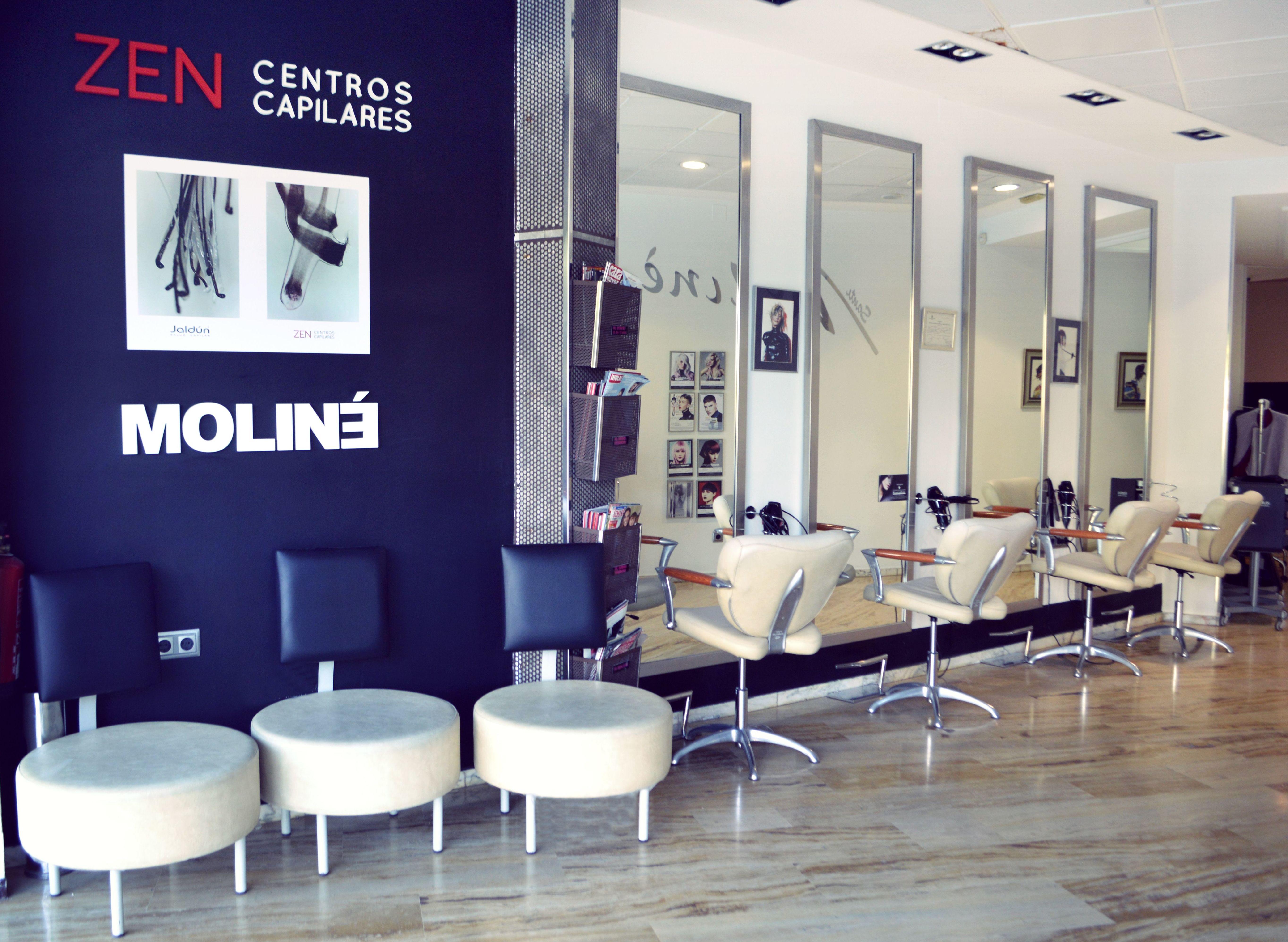 Foto 4 de Peluquería y estética en Albacete | Santi Moliné Creativos del Cabello