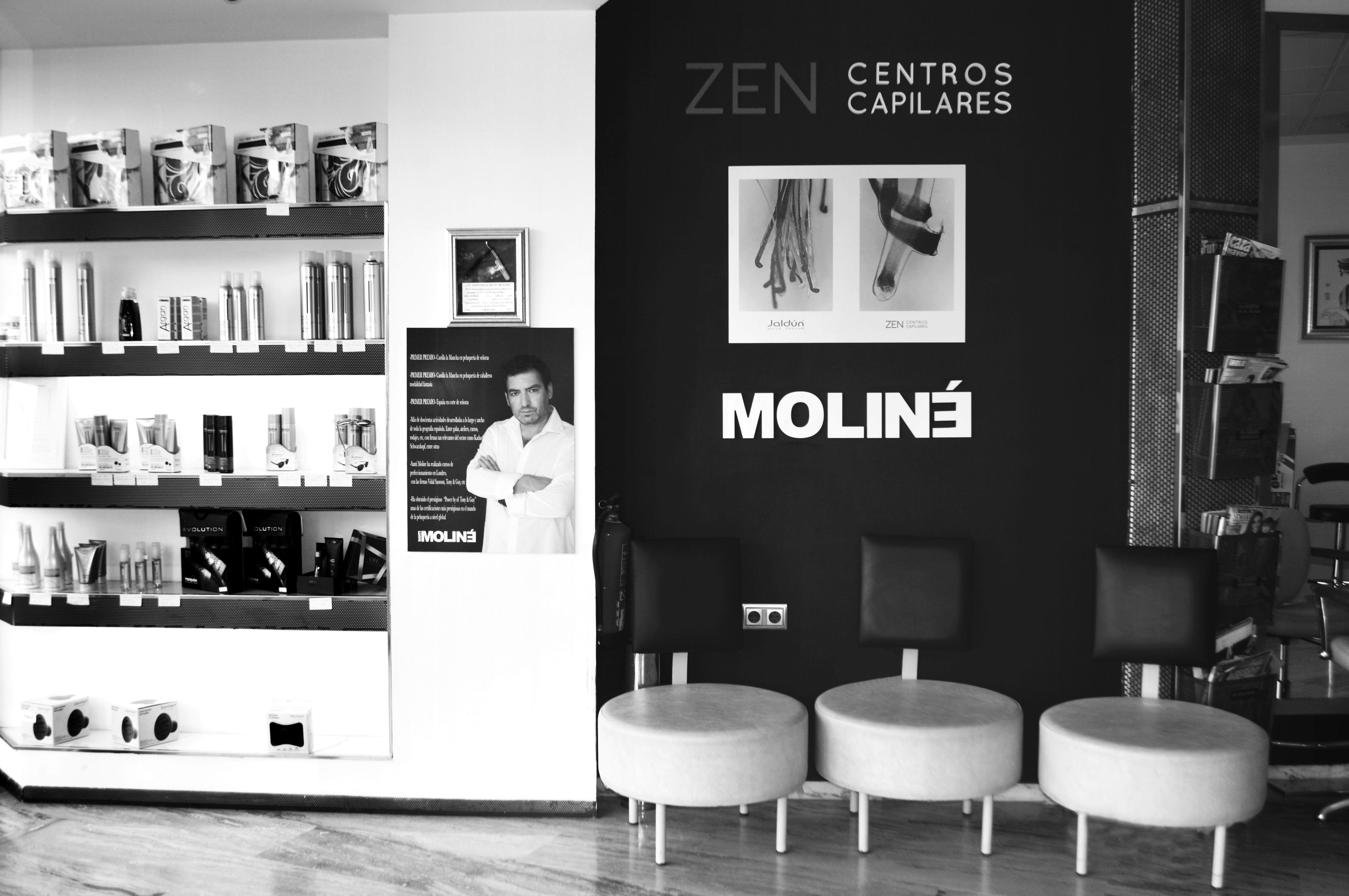Foto 5 de Peluquería y estética en Albacete | Santi Moliné Creativos del Cabello