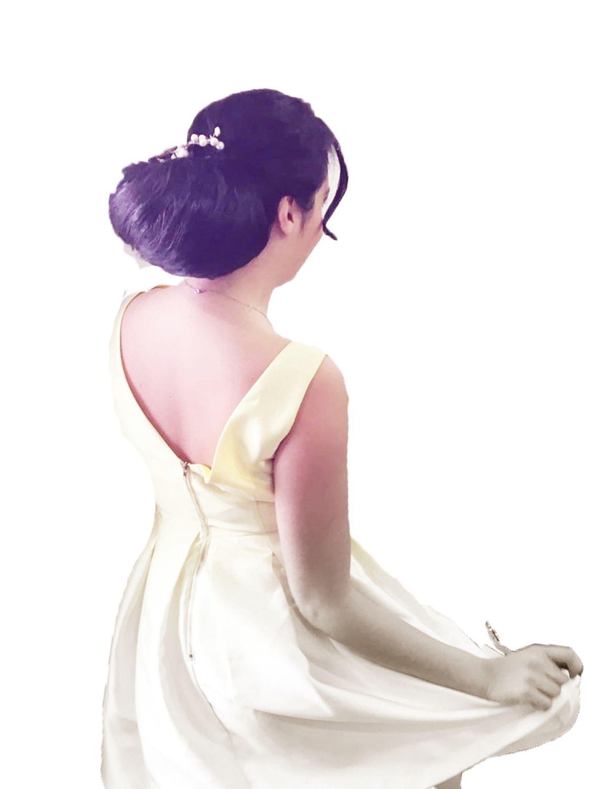 Peinados y recogidos de novia